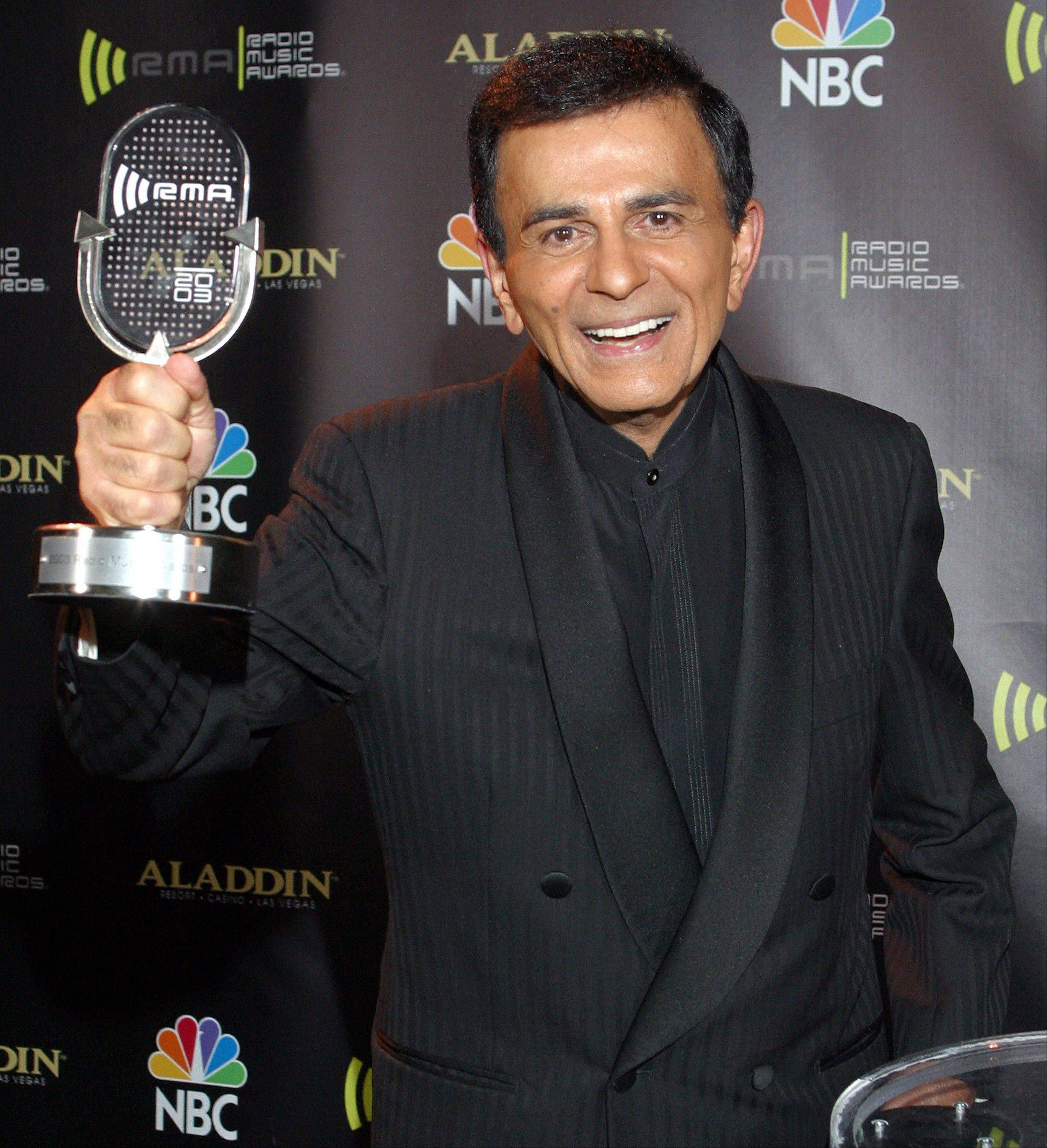 The three adult children of radio host Casey Kasem have filed a legal petition to gain control of his health care. The petition for conservatorship filed Monday, Oct. 7, 2013, brought a long-running family feud into the courts.