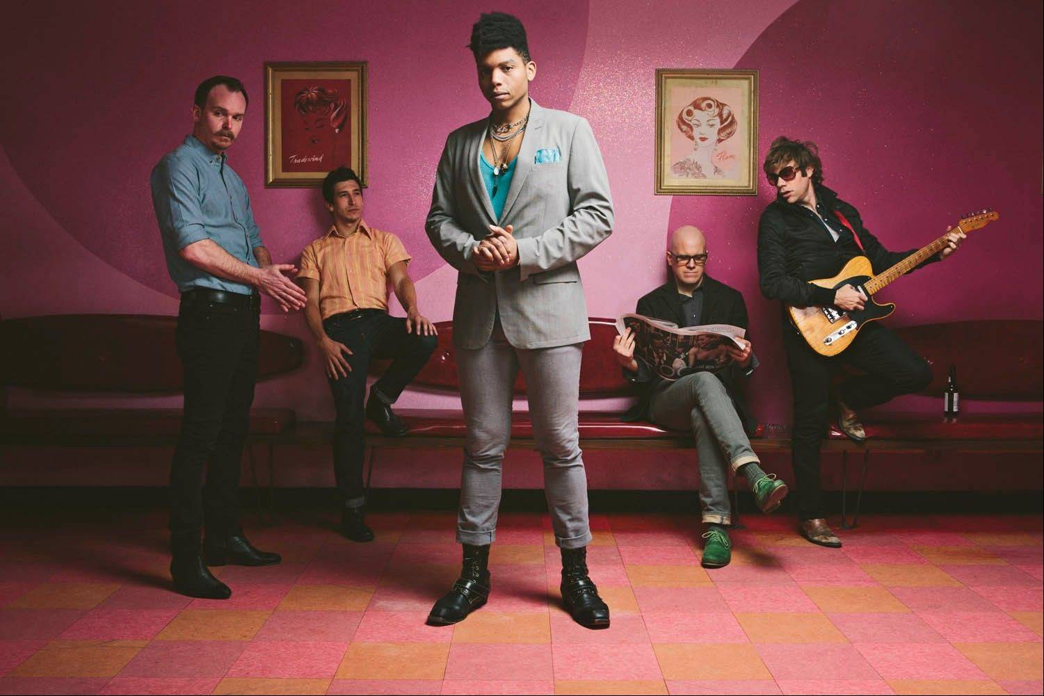 JC Brooks & the Uptown Sound play the Prairie Center for the Arts in Schaumburg Friday.