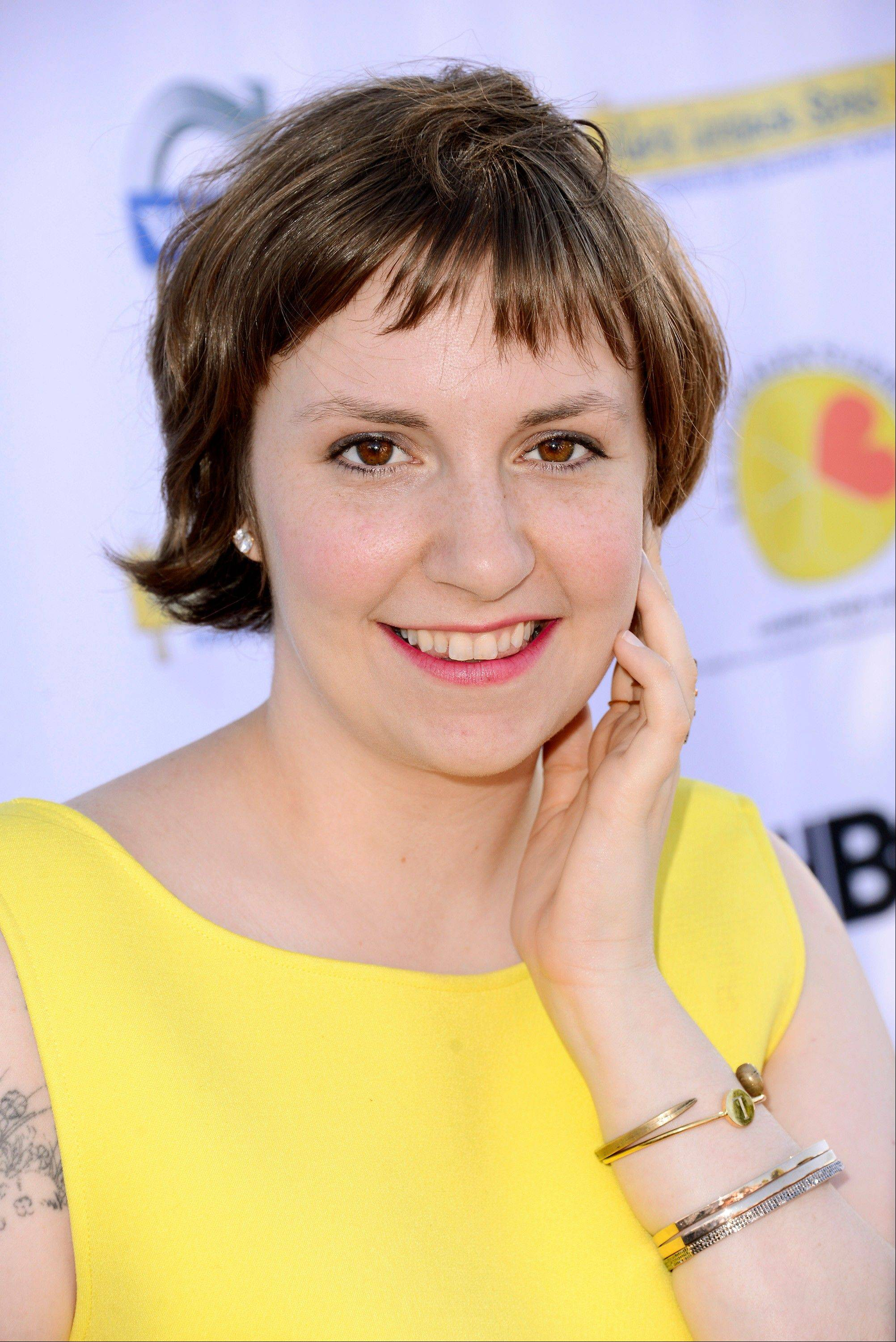 Actress Lena Dunham is working on a new TV project for HBO based on Betty Halbreich, renowned personal shopper at Bergdorf Goodman department store.