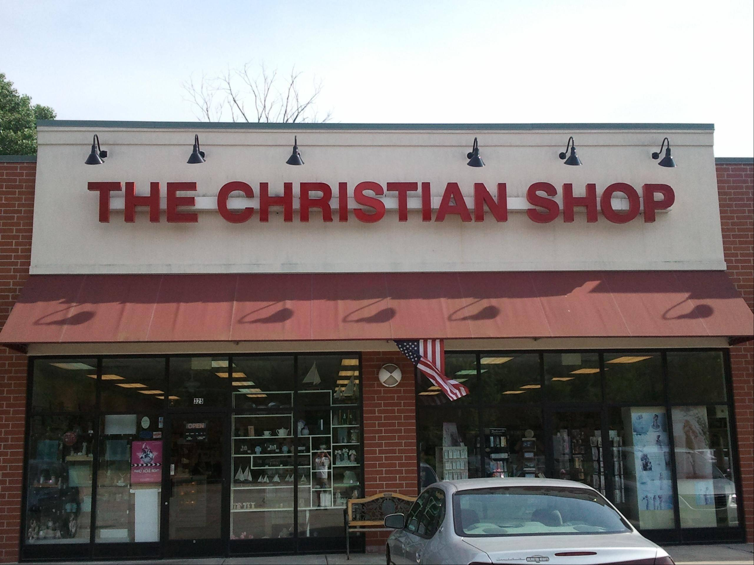The Christian Shop in Palatine is celebrating its 25th anniversary.