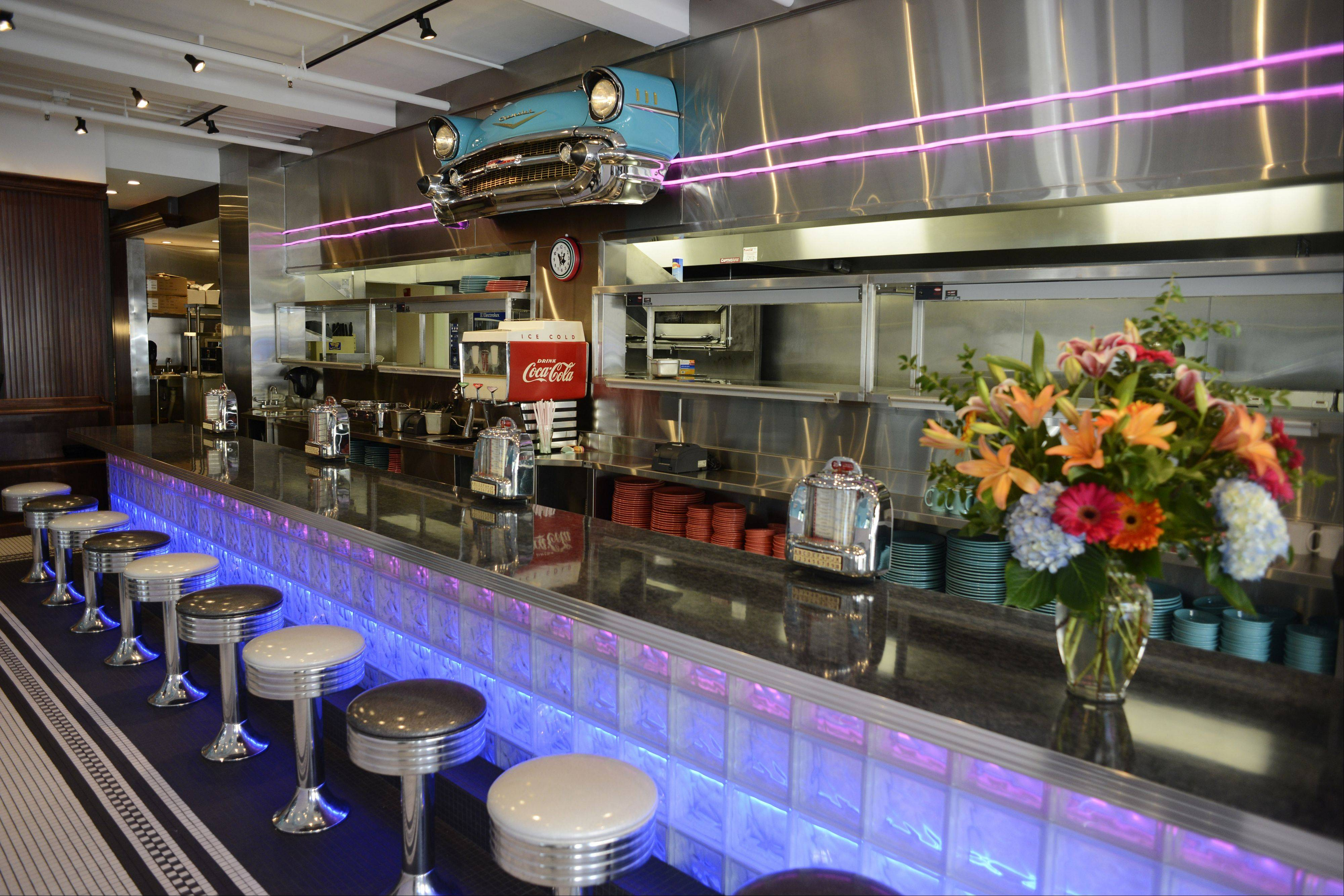 Circa 57, a 1950s-themed restaurant in downtown Arlington Heights, will open Oct. 17.