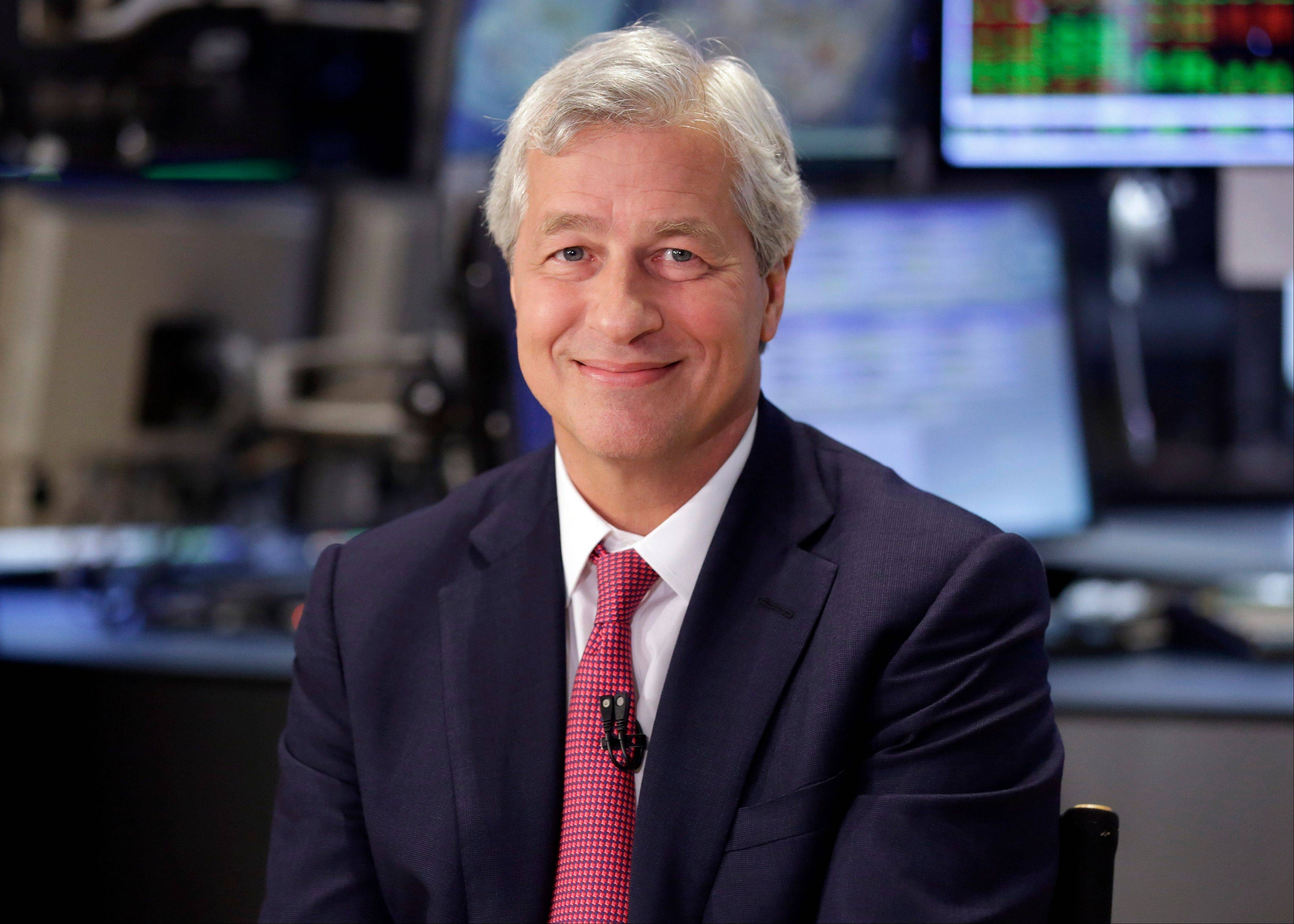 JPMorgan Chase Chairman and CEO Jamie Dimon.