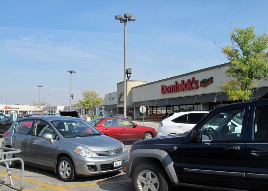 The Dominick's grocery store that anchors a strip mall on Naper Boulevard at 75th Street in Naperville is one of 72 in the Chicago area slated to be sold by Dominick's parent company Safeway Inc.