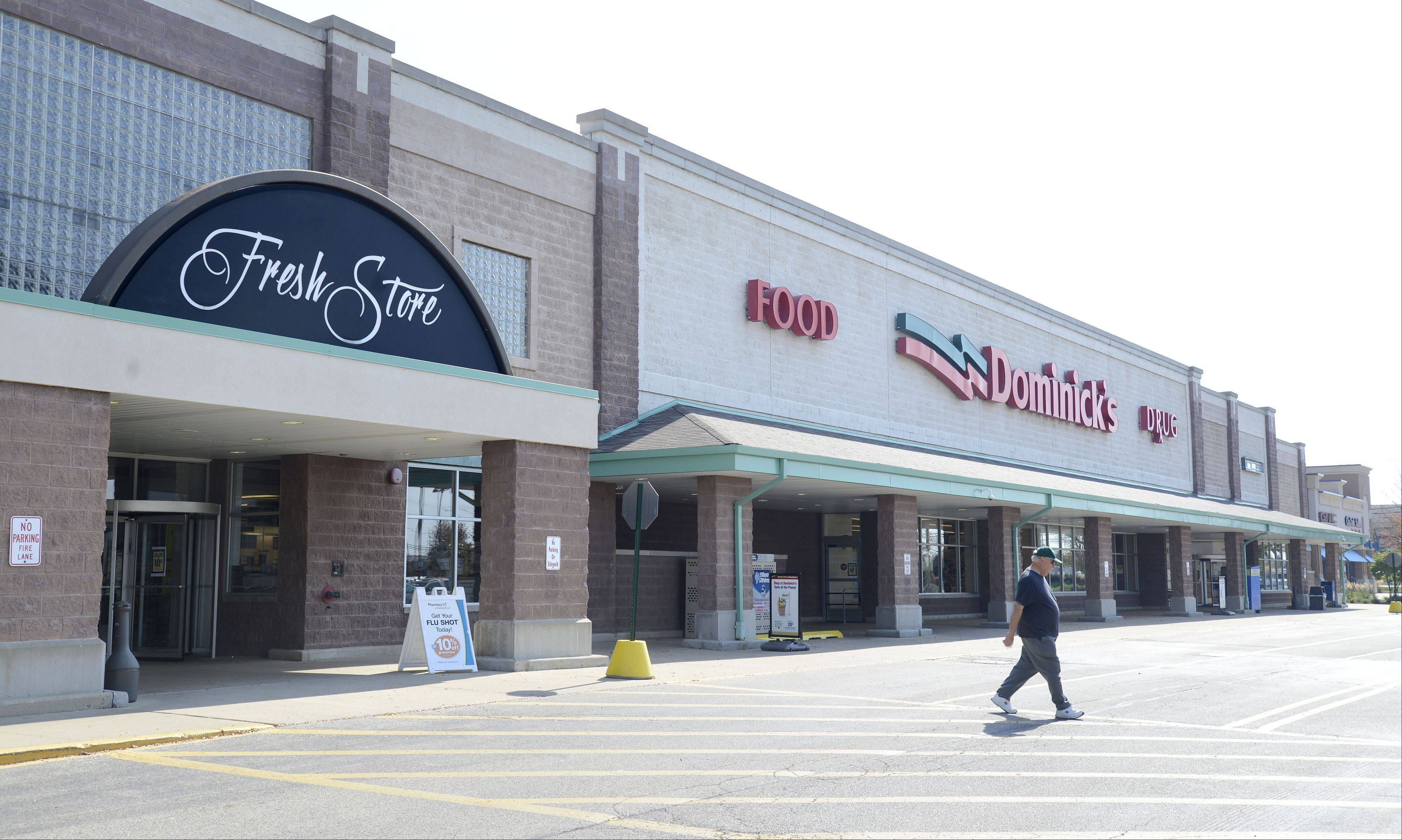 Safeway Inc., the West Coast-based grocery giant that bought Dominick's 15 years ago for $1.8 billion, announced its plans to exit the area by early next year after years of battling unsuccessfully in the ever more competitive Chicago grocery market. This location is at 101 N. Randall Road in Lake in the Hills.