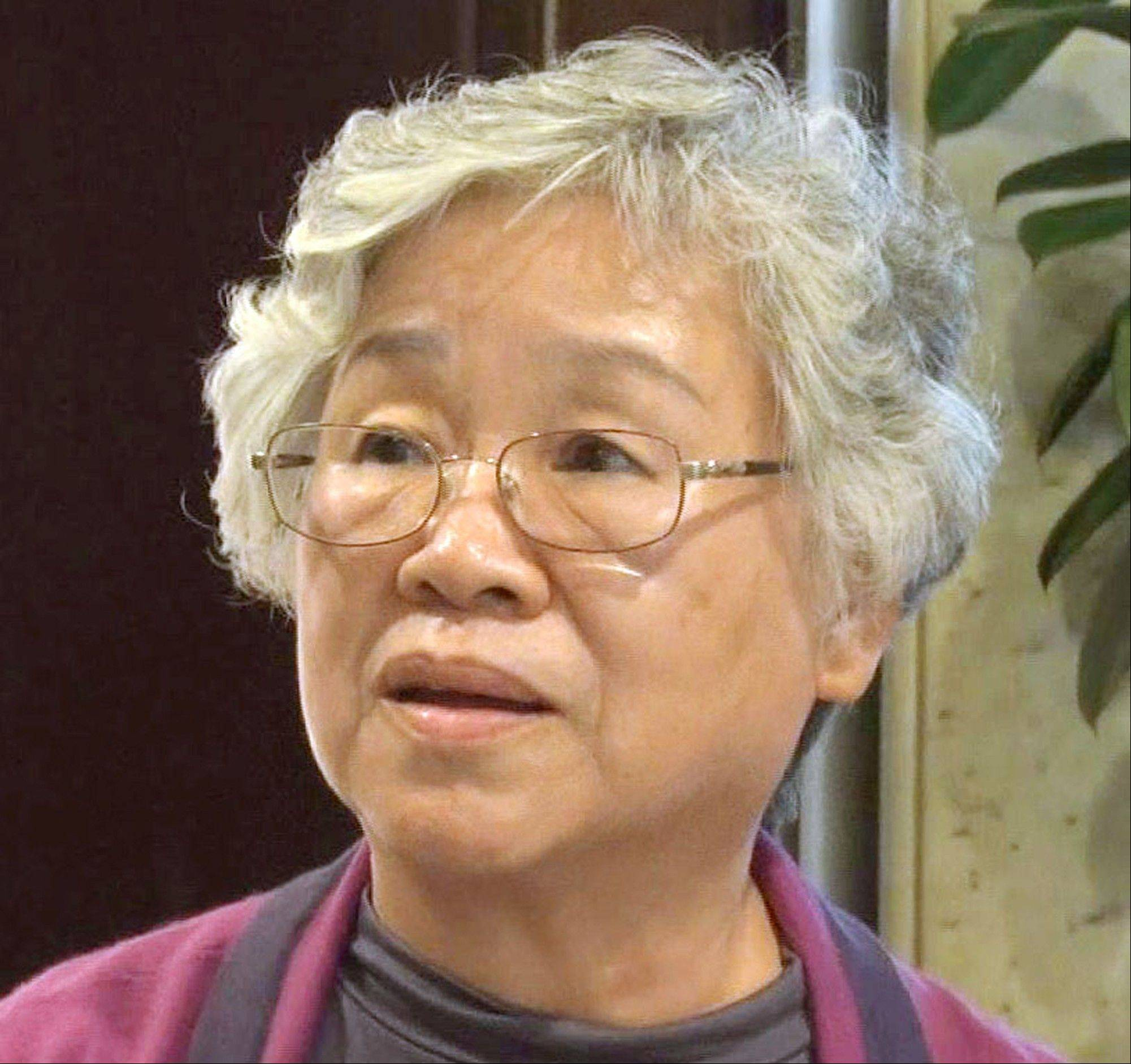 Myunghee Bae, who has been allowed into North Korea to see her son, Kenneth, a Korean-American Christian missionary, told Japan's Kyodo News agency that his health has been improving since he was transferred to a hospital from a prison where he was serving out a sentence of 15 years hard labor.