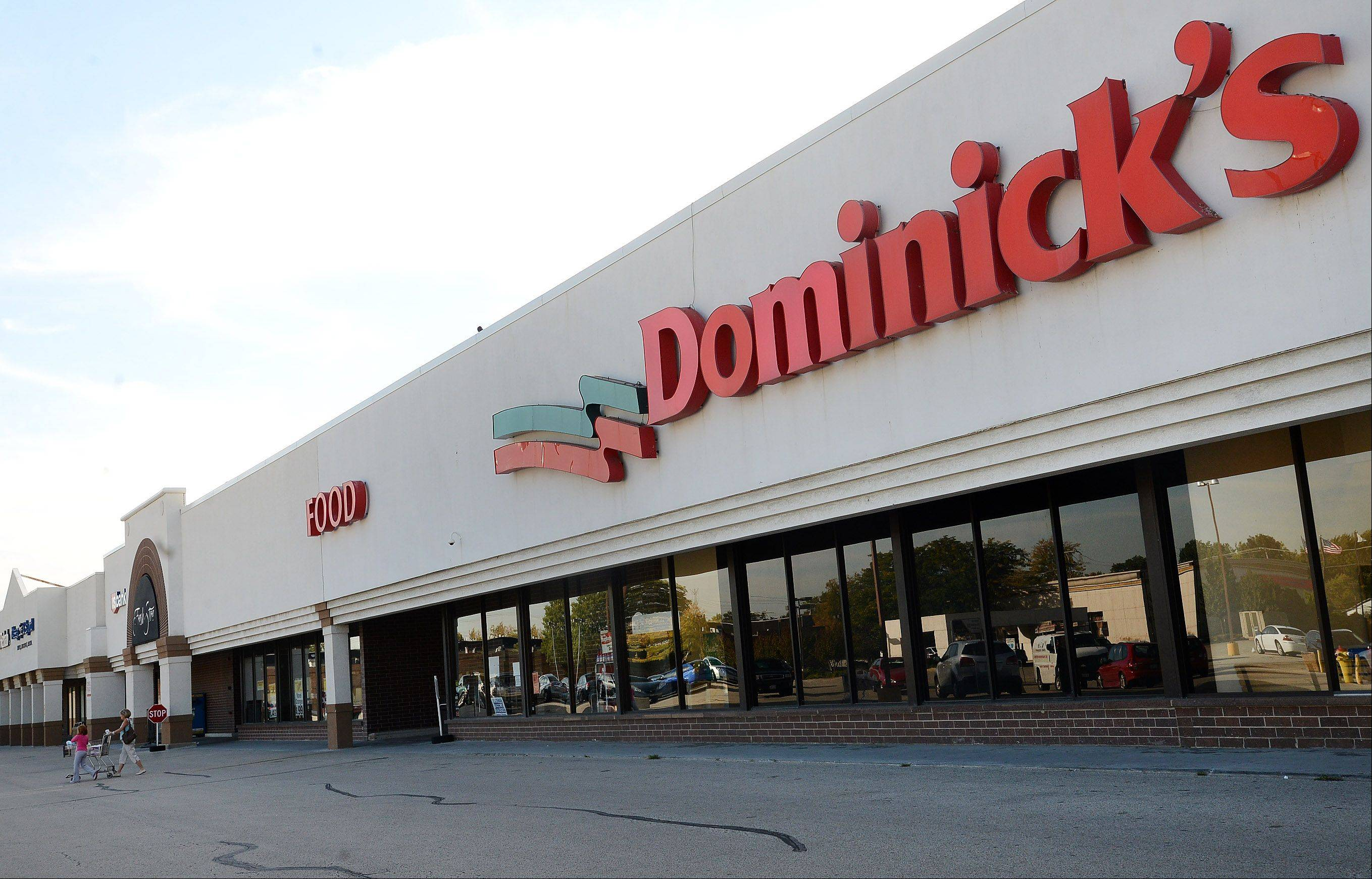 The Dominick's store at Golf and Elmhurst roads in Mount Prospect could be one of the stores closed by Safeway by early 2014.
