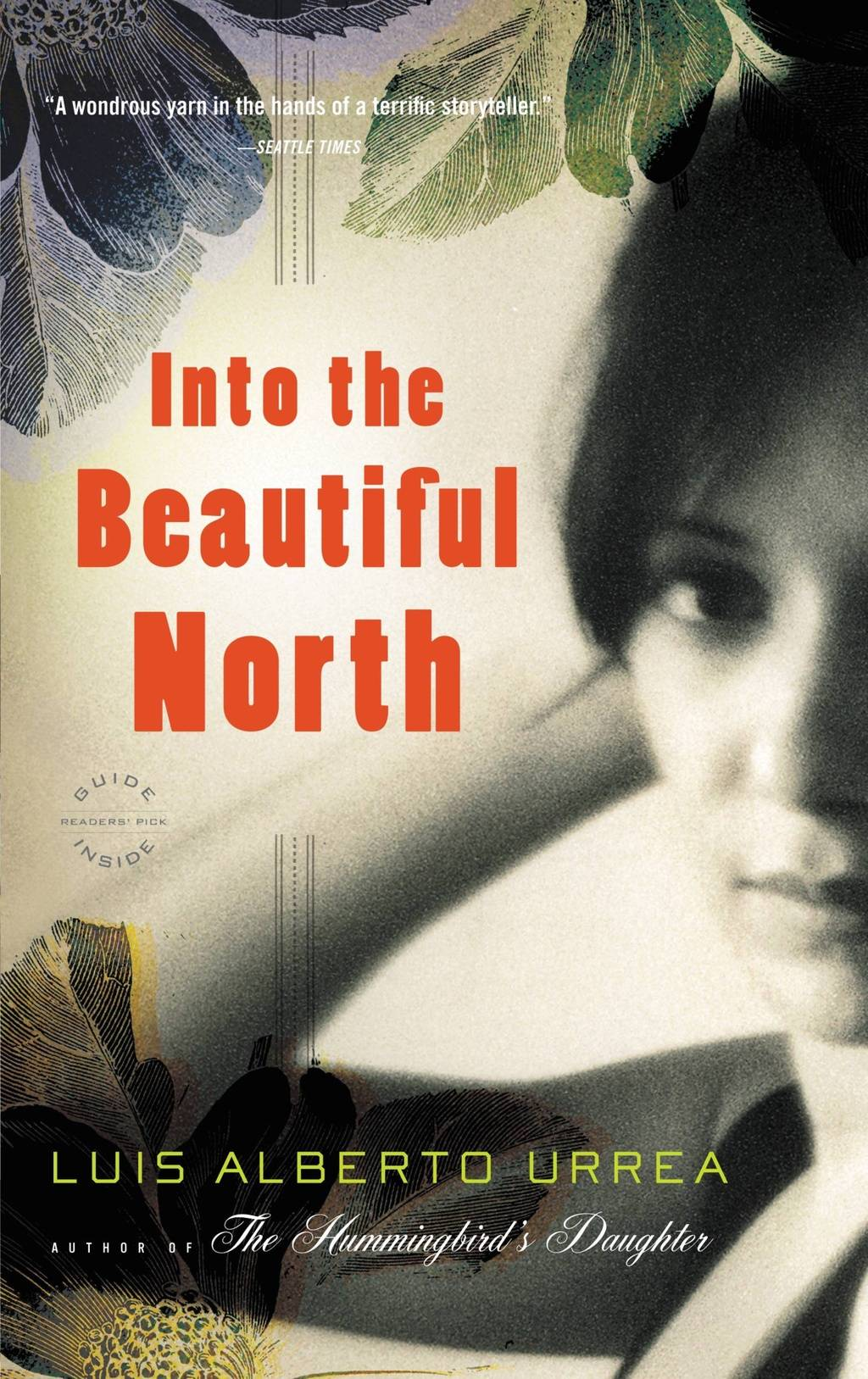 "Luis Alberto Urrea will discuss his book, ""Into the Beautiful North,"" in two programs in Aurora on Oct. 23 and 24."