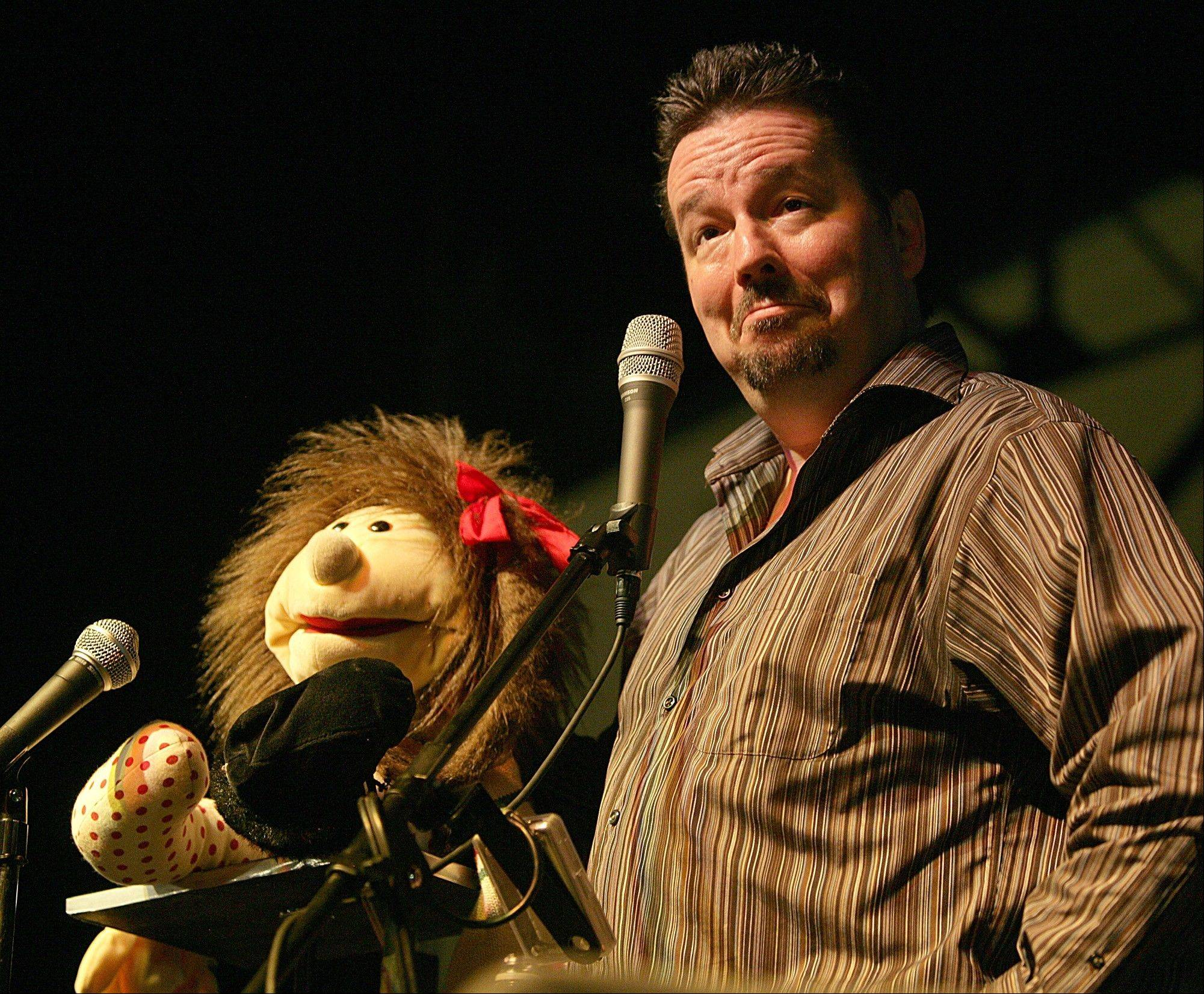 "Ventriloquist and ""America's Got Talent"" winner Terry Fator is set to perform at the Paramount Theatre in Aurora on Saturday, Oct. 12."