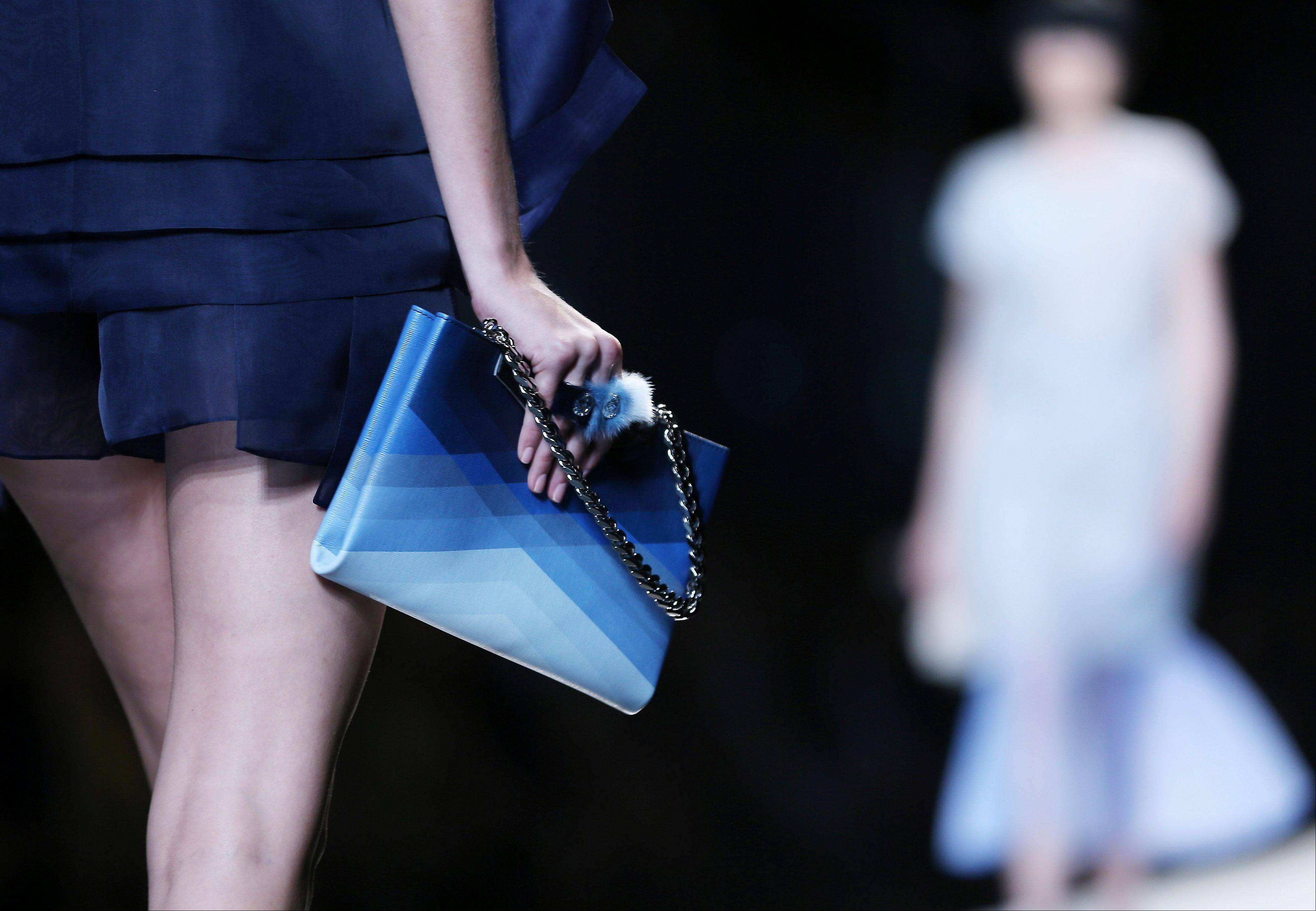 For some shoppers, accessories are at the forefront of the catwalk news they're waiting for.