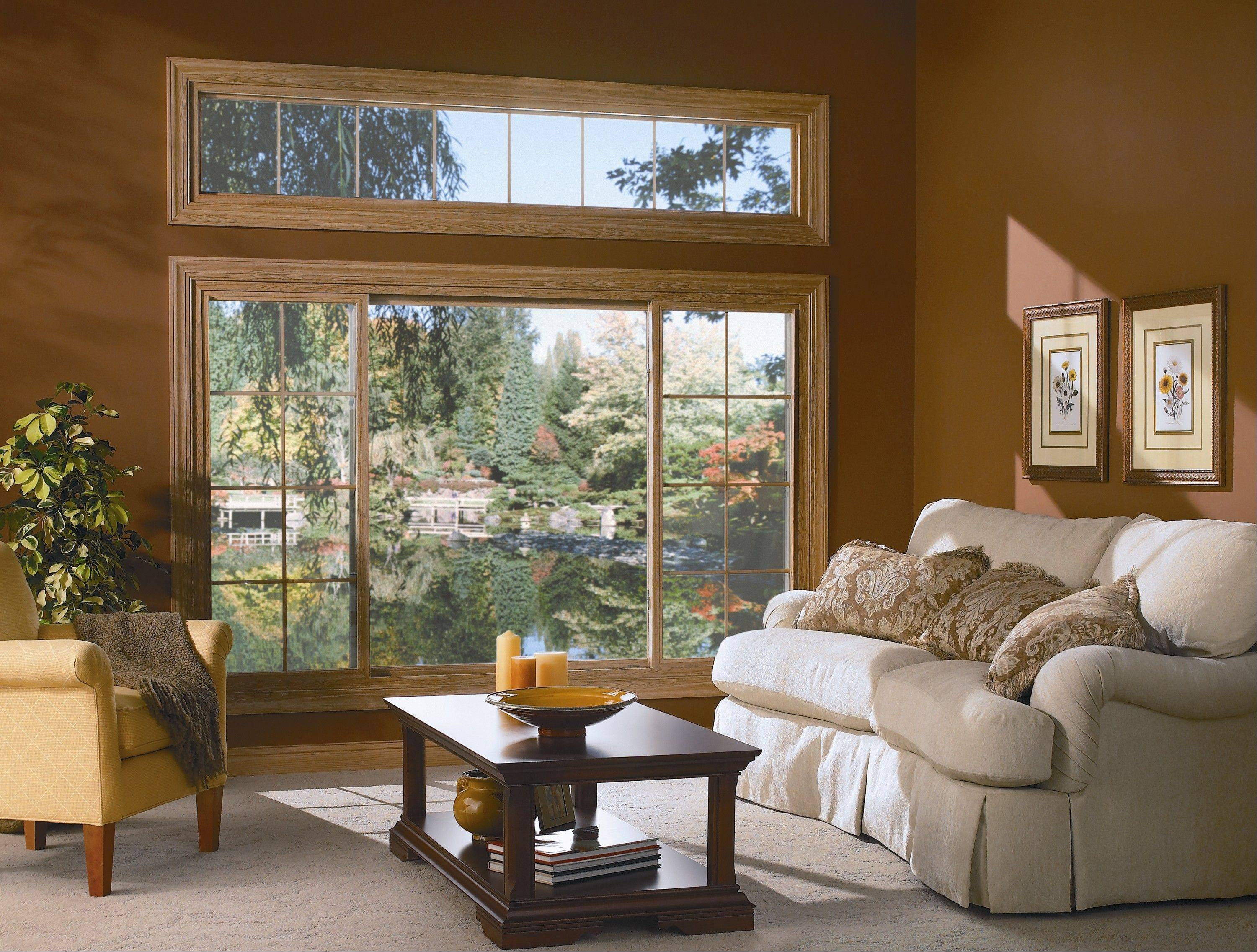 Custom windows can come in an almost limitless number of sizes,