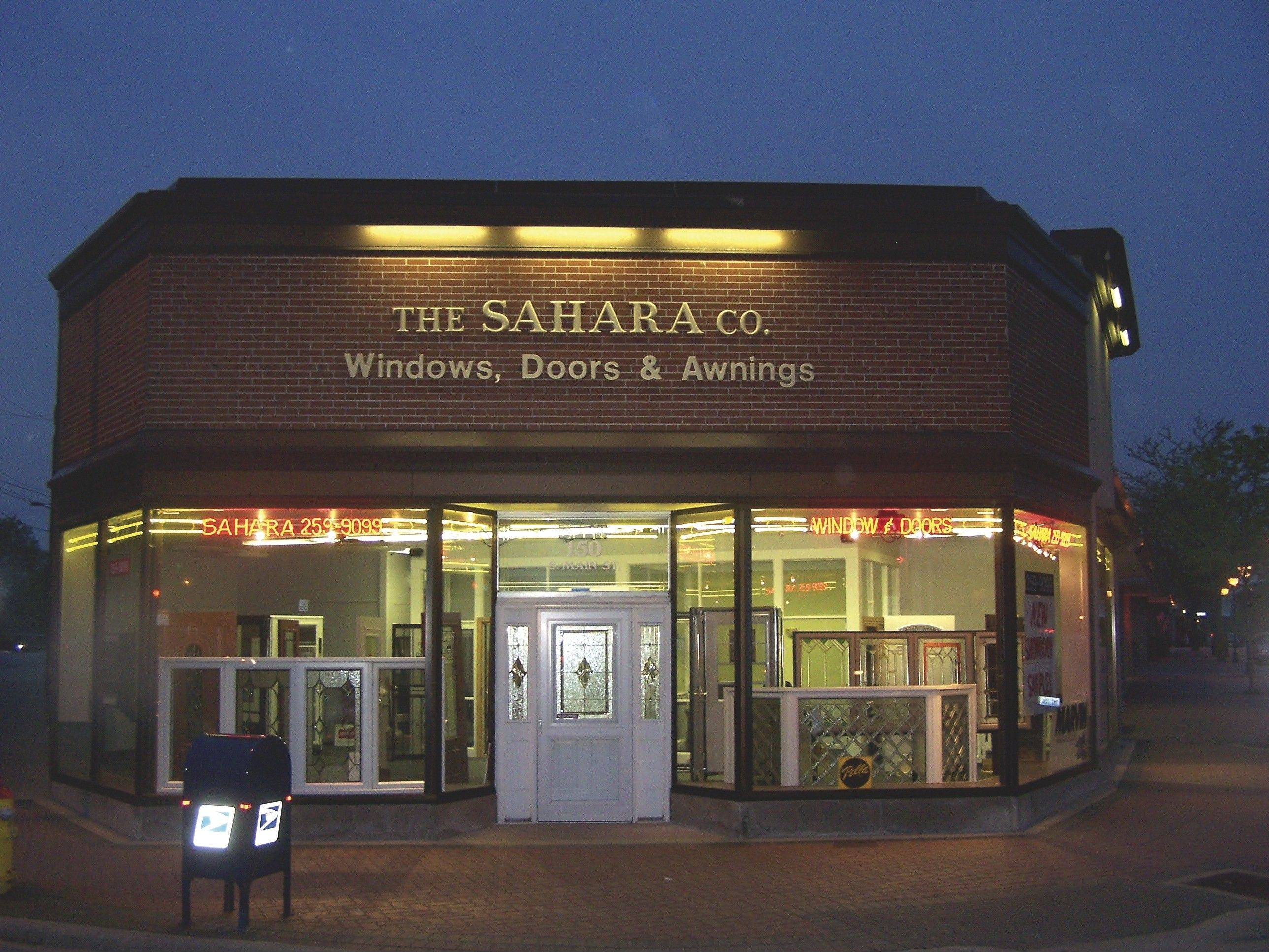 Iver Johnson Sr.'s company purchased Sahara Windows and Doors in Mount Prospect nearly five years ago.