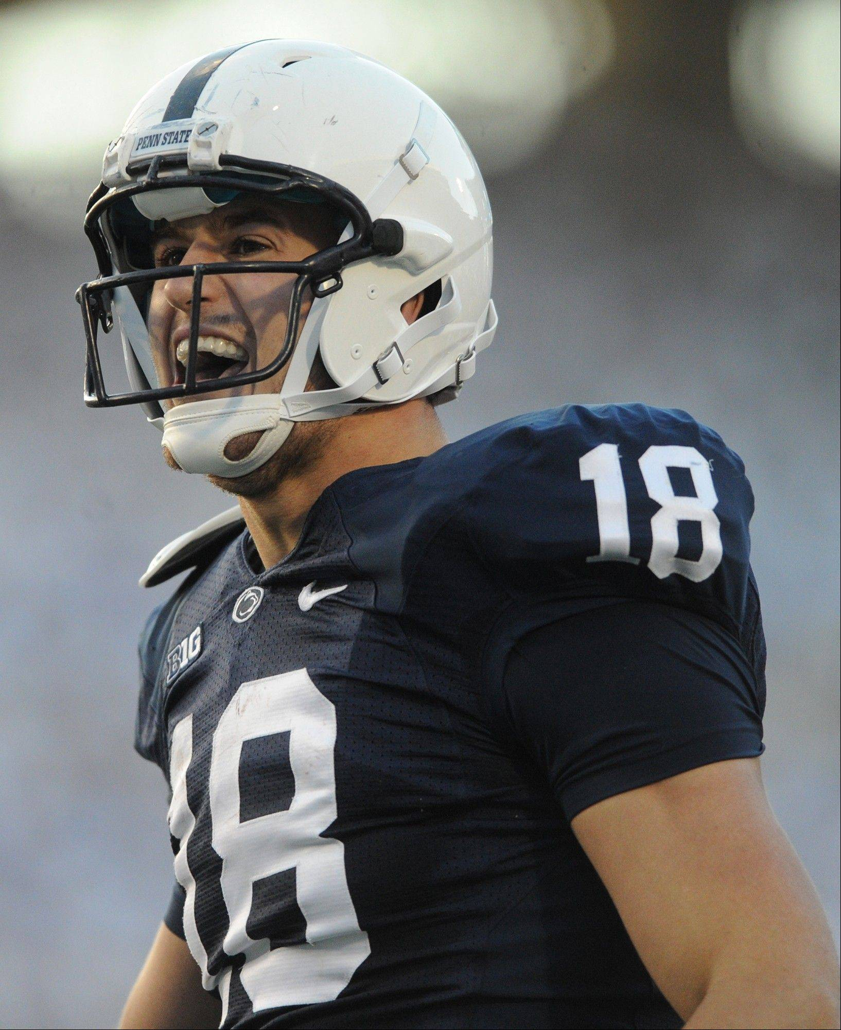 Penn State motivated after huge win over Michigan