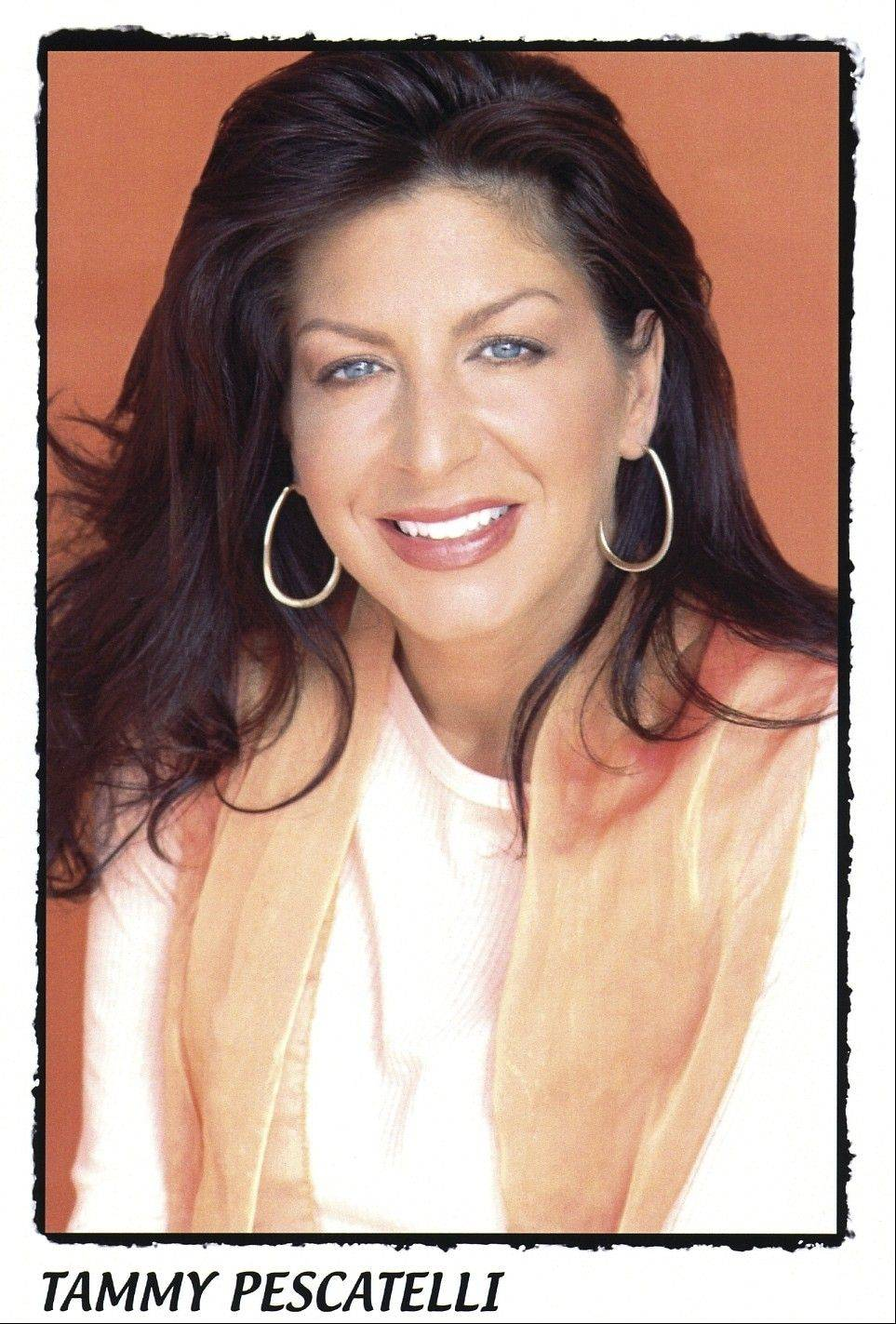 Tammy Pescatelli headlines at The Improv Comedy Showcase in Schaumburg.