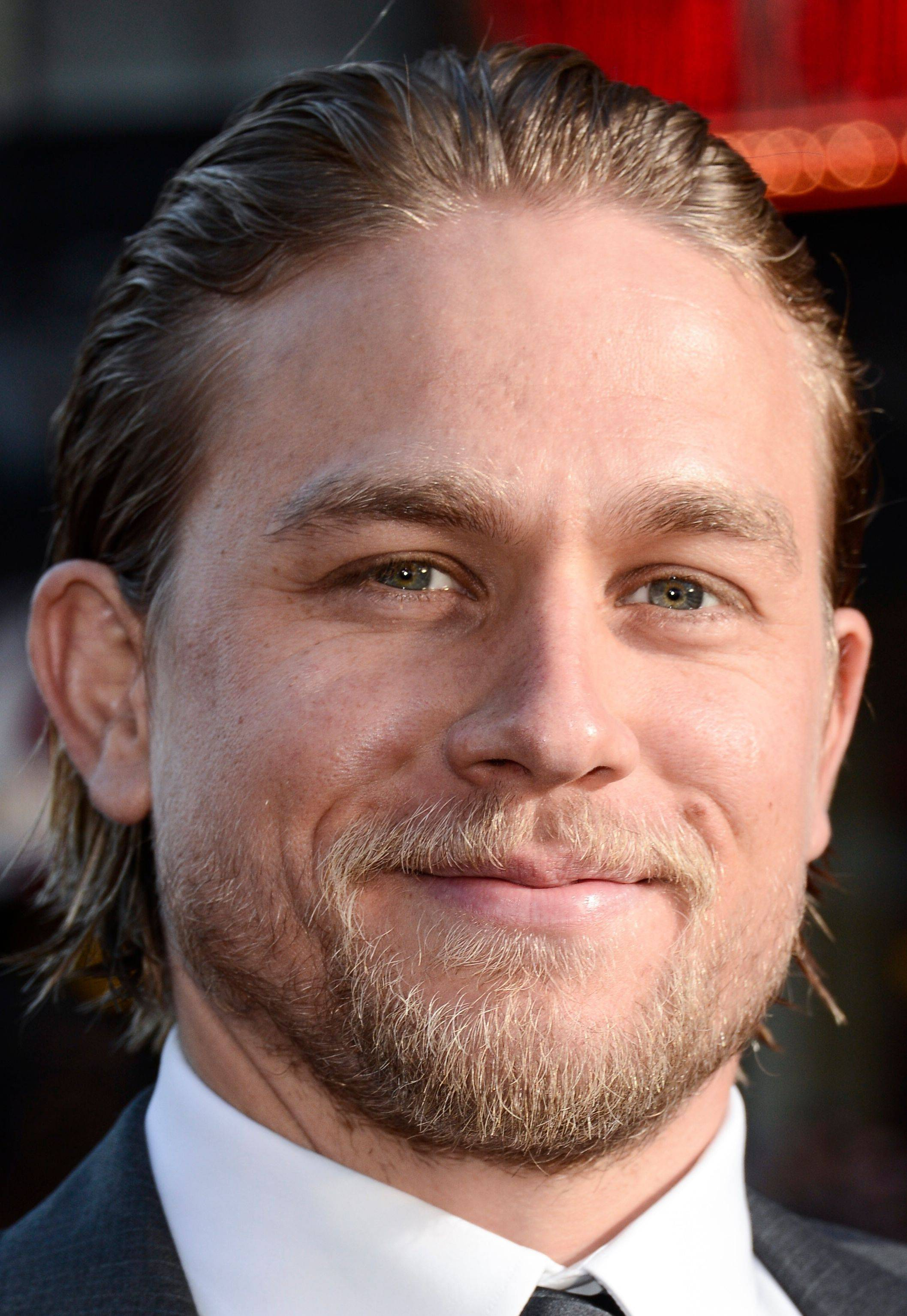 """Sons of Anarchy"" star Charlie Hunnam has dropped out of the ""Fifty Shades of Grey"" film adaptation citing scheduling conflicts."