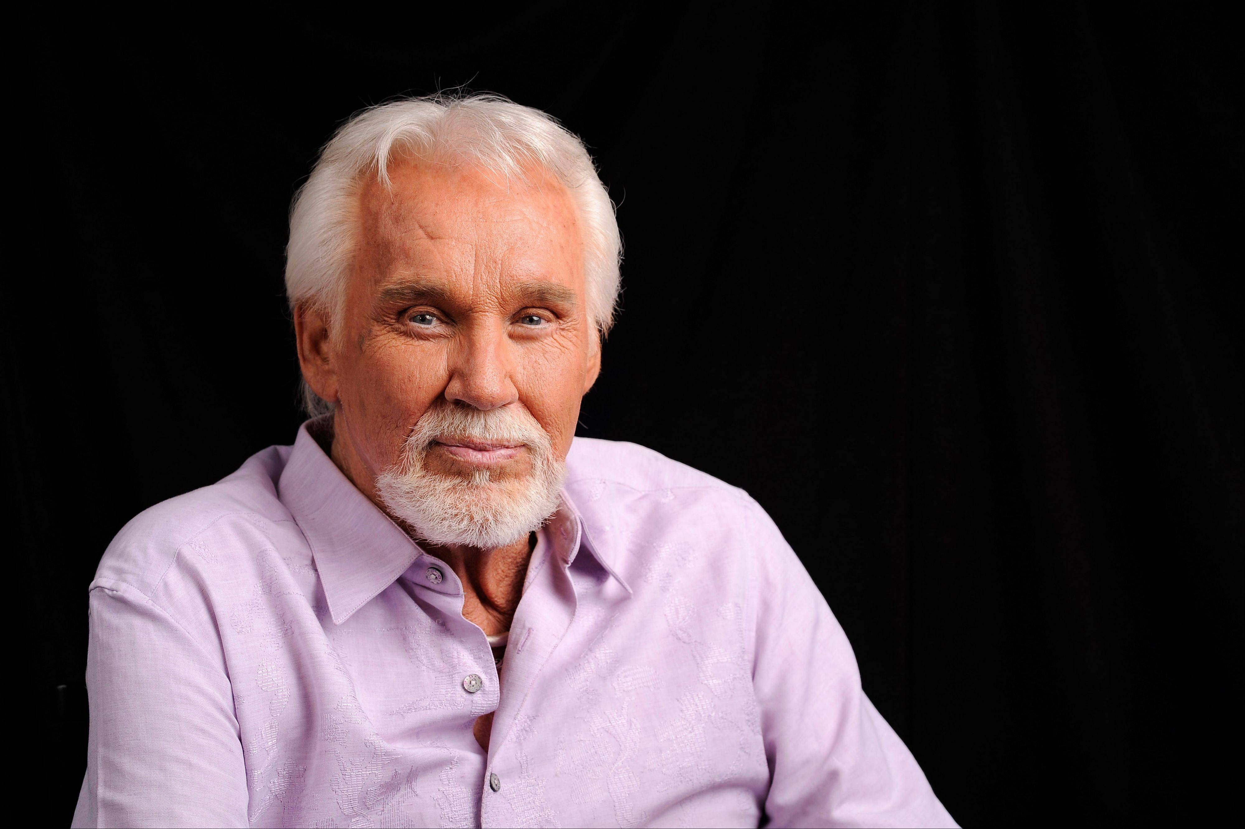 "Kenny Rogers' latest album, ""You Can't Make Old Friends,"" was released on Oct. 8."
