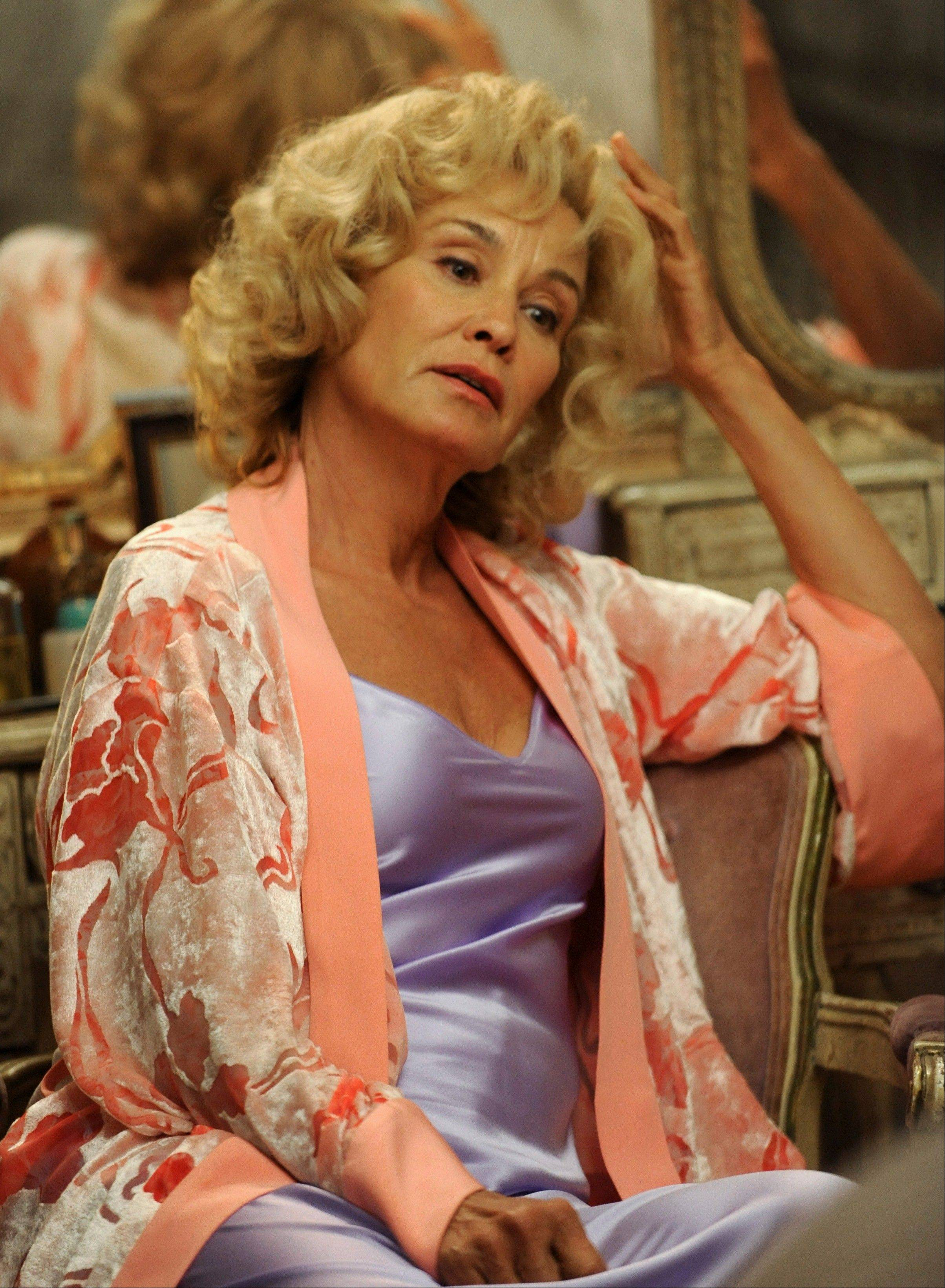 "Jessica Lange has been part of all three seasons of ""American Horror Story."""