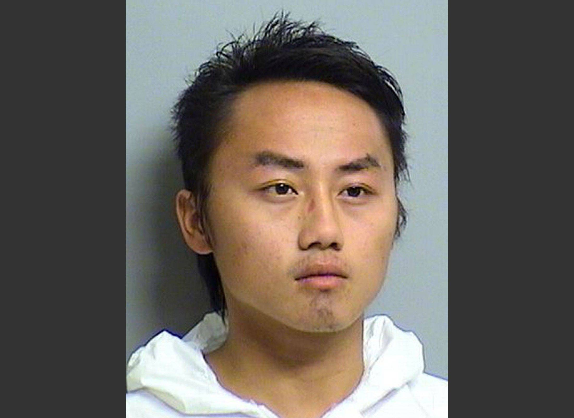 Boonmlee Lee, 21, one of two men facing multiple charges in the shooting of five people at a traditional Hmong New Year's festival in Tulsa, Okla., Saturday.