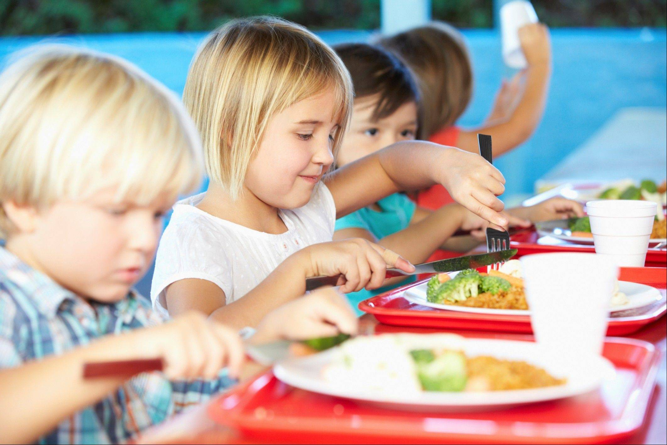 Kids who choose school lunches will eat more whole grains and healthier snacks next fall. Under the new standards, released in June to take effect in September 2014, items must have fewer than 200 calories, less than 230 milligrams of sodium, less than 35 percent of their calories from fat and less than 35 percent of their weight from sugar.