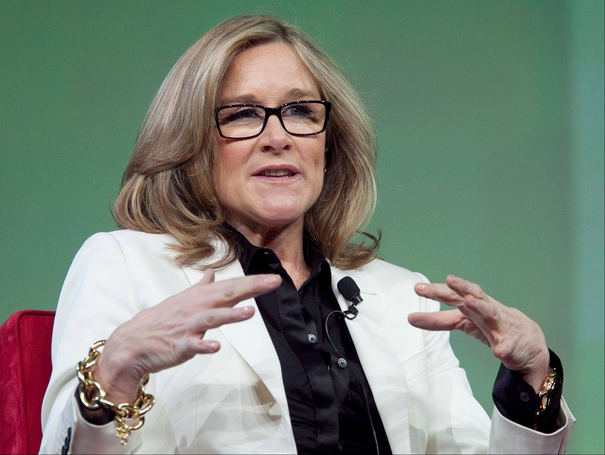 Angela Ahrendts, who used technology to drive a remarkable turnaround at Burberry, will take charge of Apple�s expansion plans and retail operation, as she will become a senior vice president at the company next spring.
