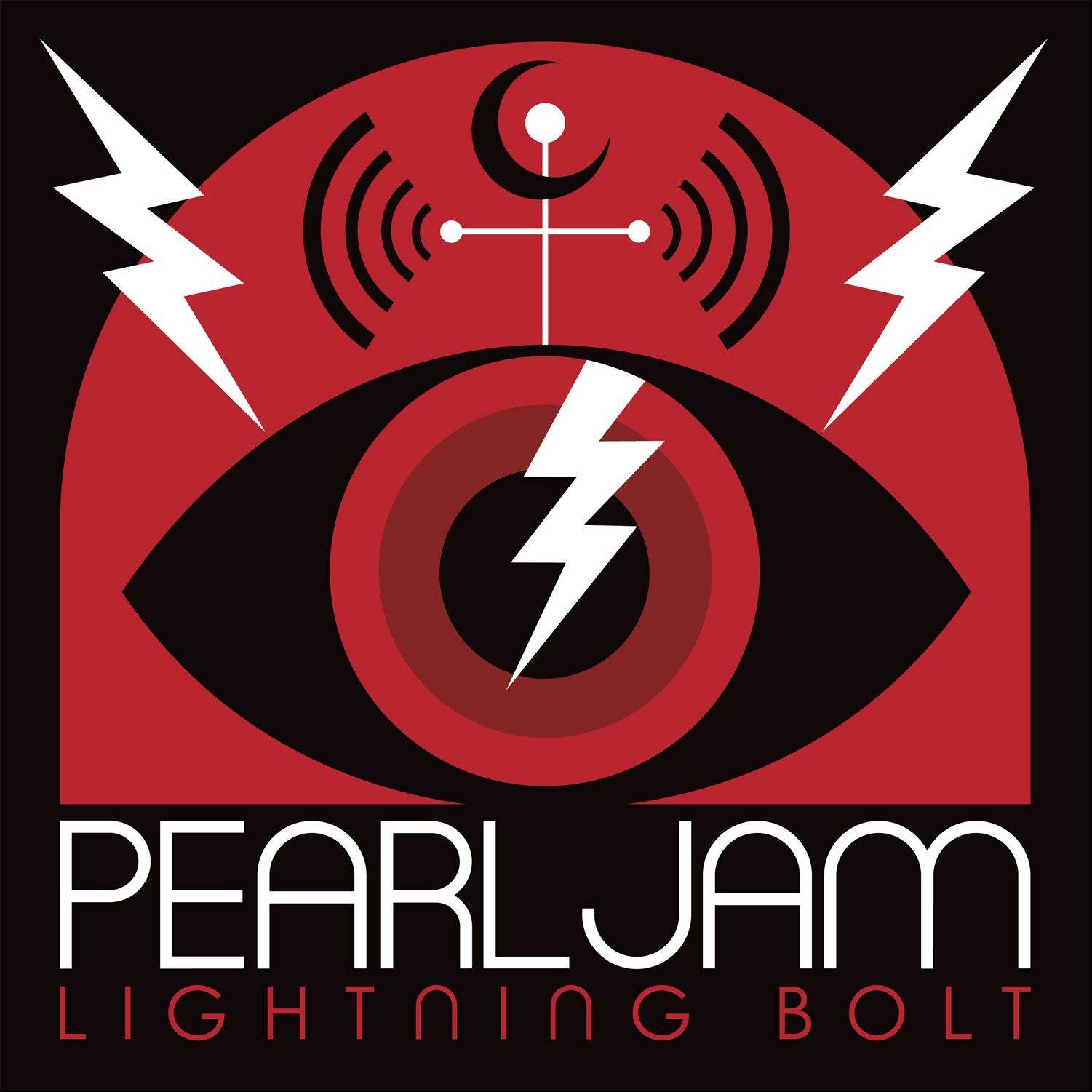 "Pearl Jam, ""Lightning Bolt"""