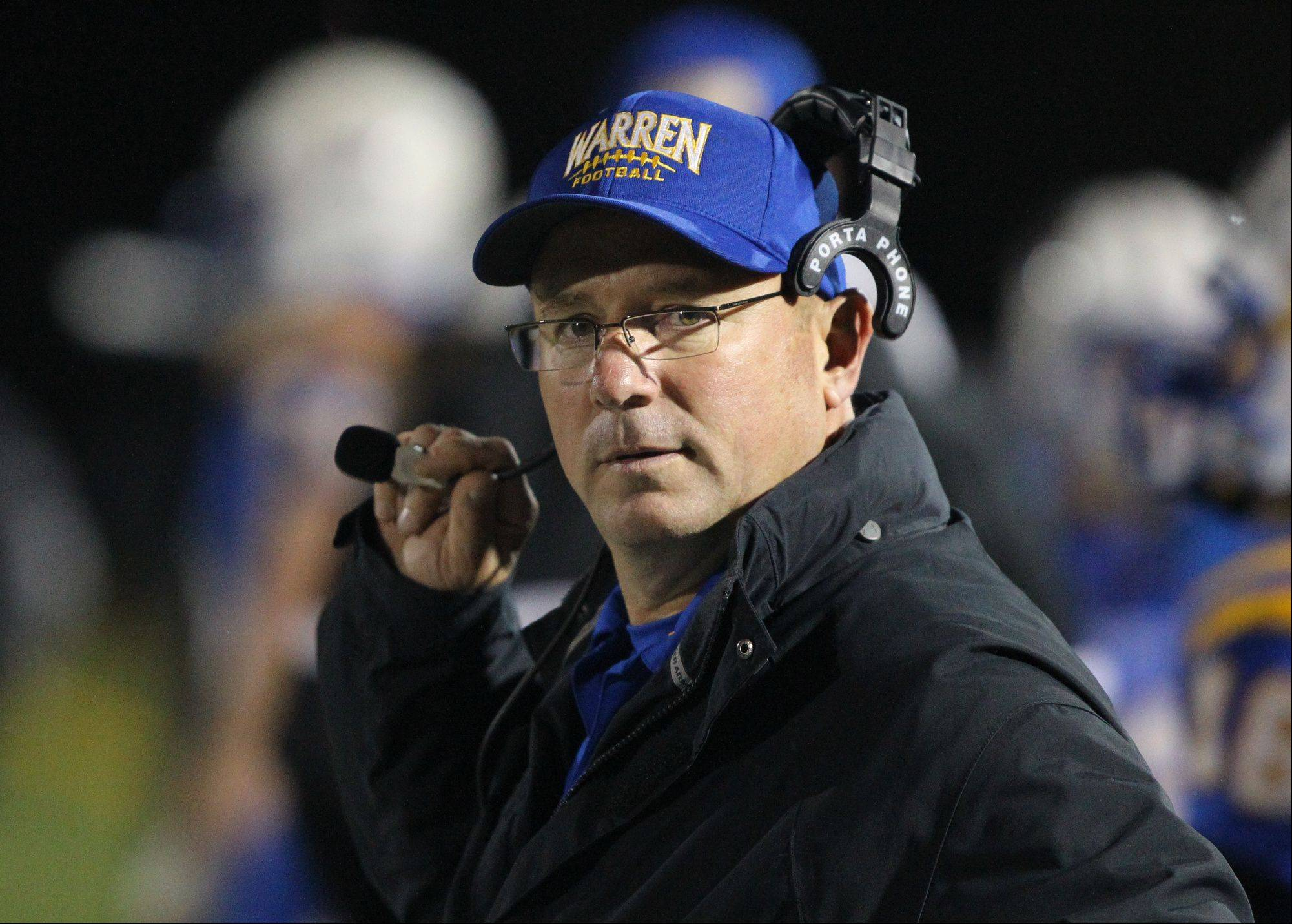 Warren football coach Dave Mohapp needs 1 more win to become the school�s winningest coach.