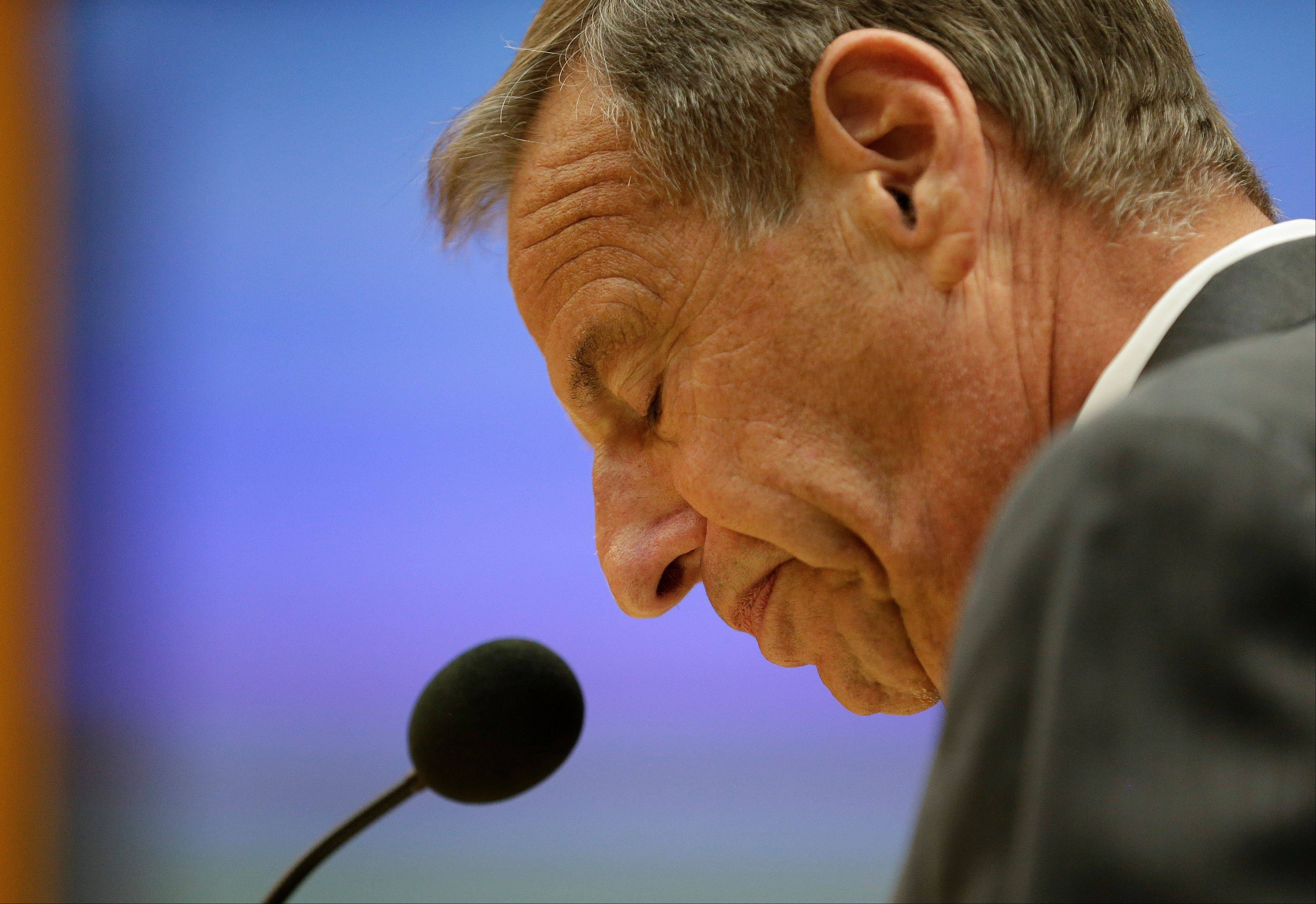 The California attorney general's office has charged Former San Diego Mayor Bob Filner with felony false imprisonment and two misdemeanor counts of battery. Filner, 71, resigned in late August, succumbing to intense pressure after at least 17 women brought lurid sexual harassment allegations against him.