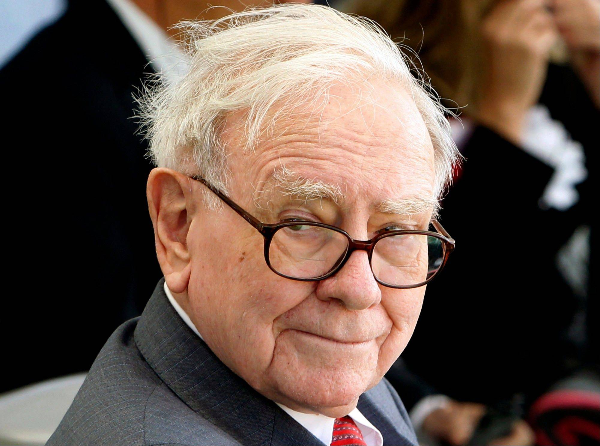 Billionaire Warren Buffett said Wednesday it would be idiocy for the nation's leaders to allow the United States to default on its bills.