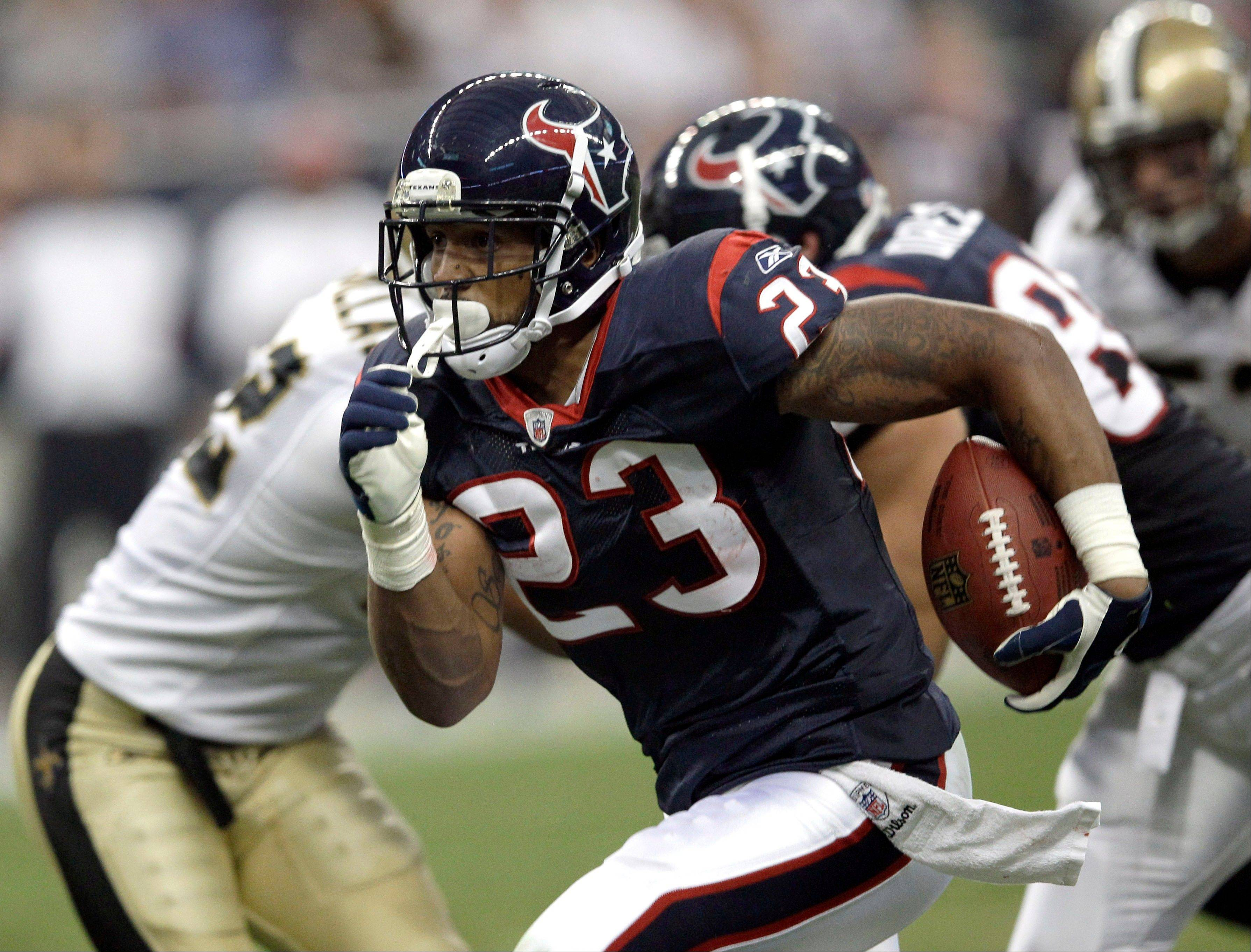 Do you want a piece of Houston Texans running back Arian Foster? A brokerage company is about to sell stock in the NFL star running back, gambling on his moneymaking potential.