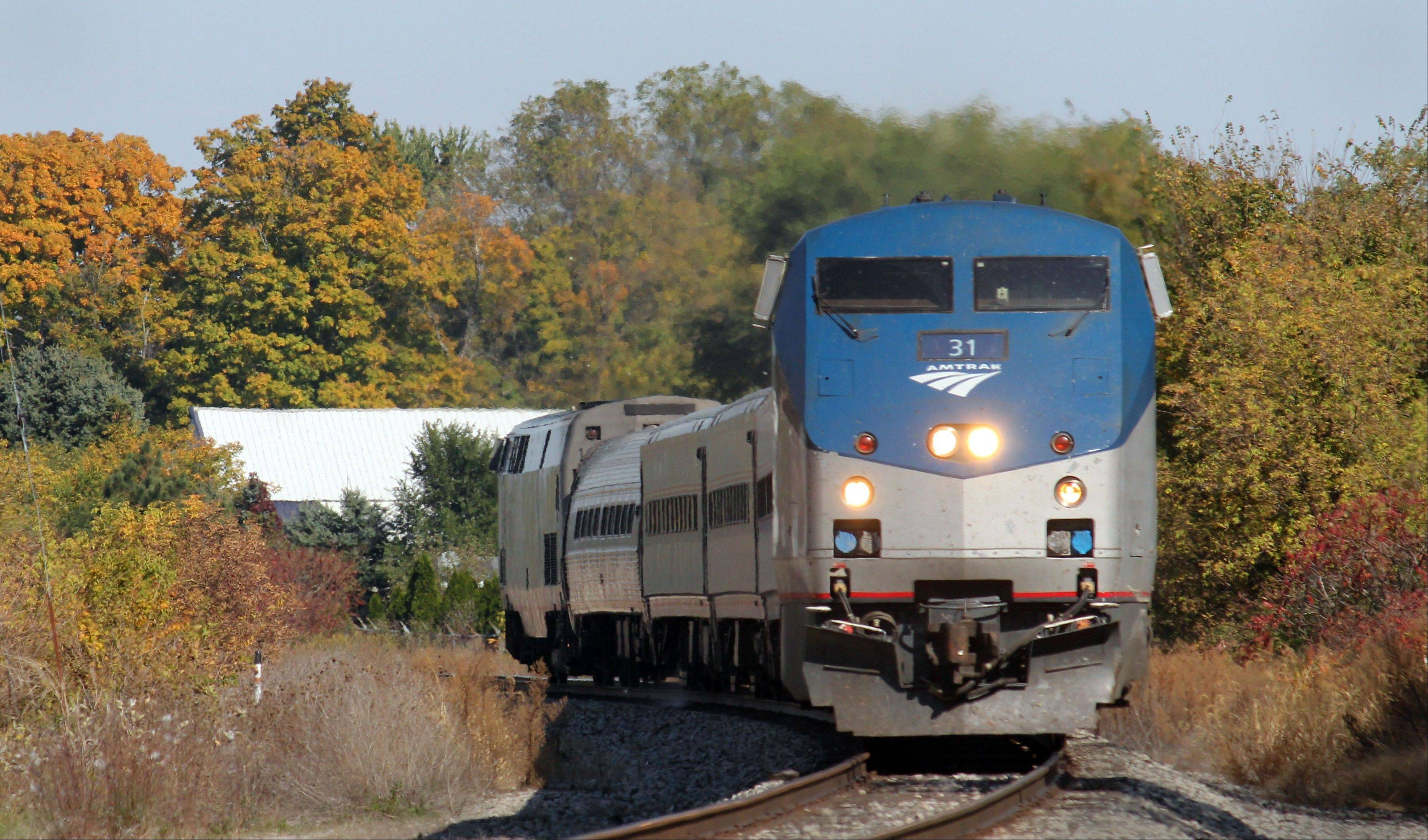 Indiana lawmakers said Wednesday they plan to re-examine a deal that will keep the Amtrak line between Indianapolis and Chicago running for at least another year.