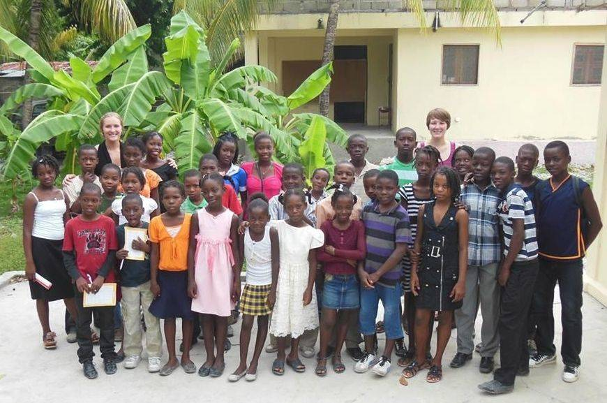 Fremd High School graduate Renata Wettermann is making it her mission to improve the quality of life for people in Haiti. The Inverness native, one of just 15 students nationwide admitted to the prestigious Rice/Baylor Medical Scholars Program in Houston, has been to Haiti three times to help rebuild an orphanage and open a computer skills school.