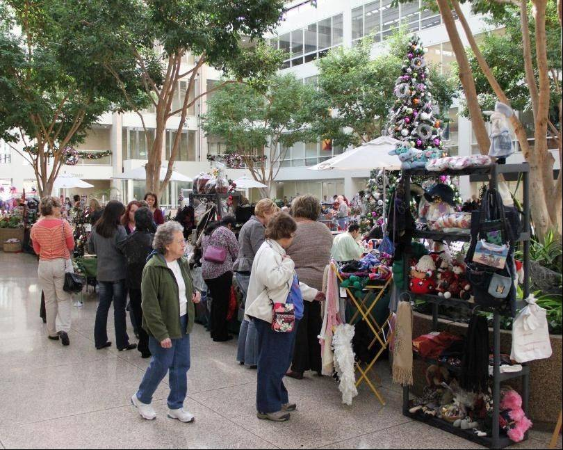 Crafters and vendors are being sought to participate in the Schaumburg Park Foundation's annual Holiday Shopping Bazaar. Visit schaumburgparkfoundation.org for information.