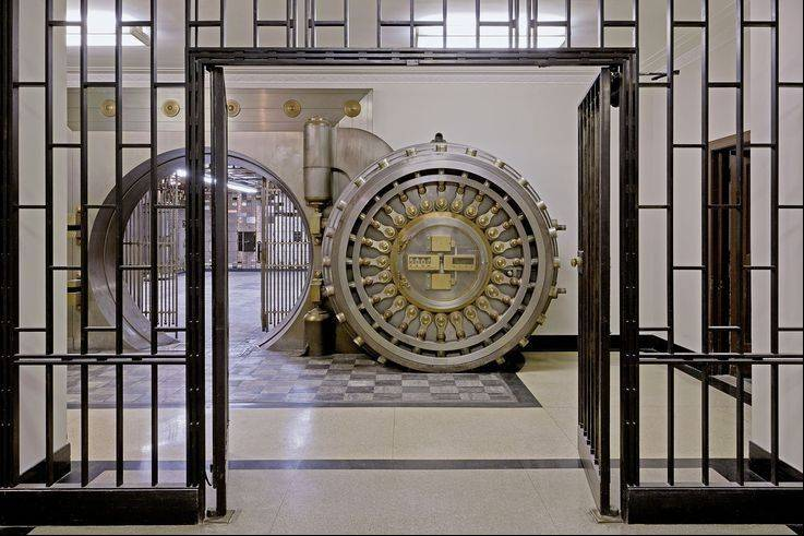 The vault located in the building housing the commodity exchange will be opened to the public for the first time in its 83 years.