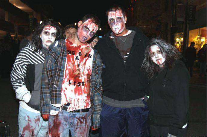 Nightmare on Chicago Street returns to downtown Elgin this year.