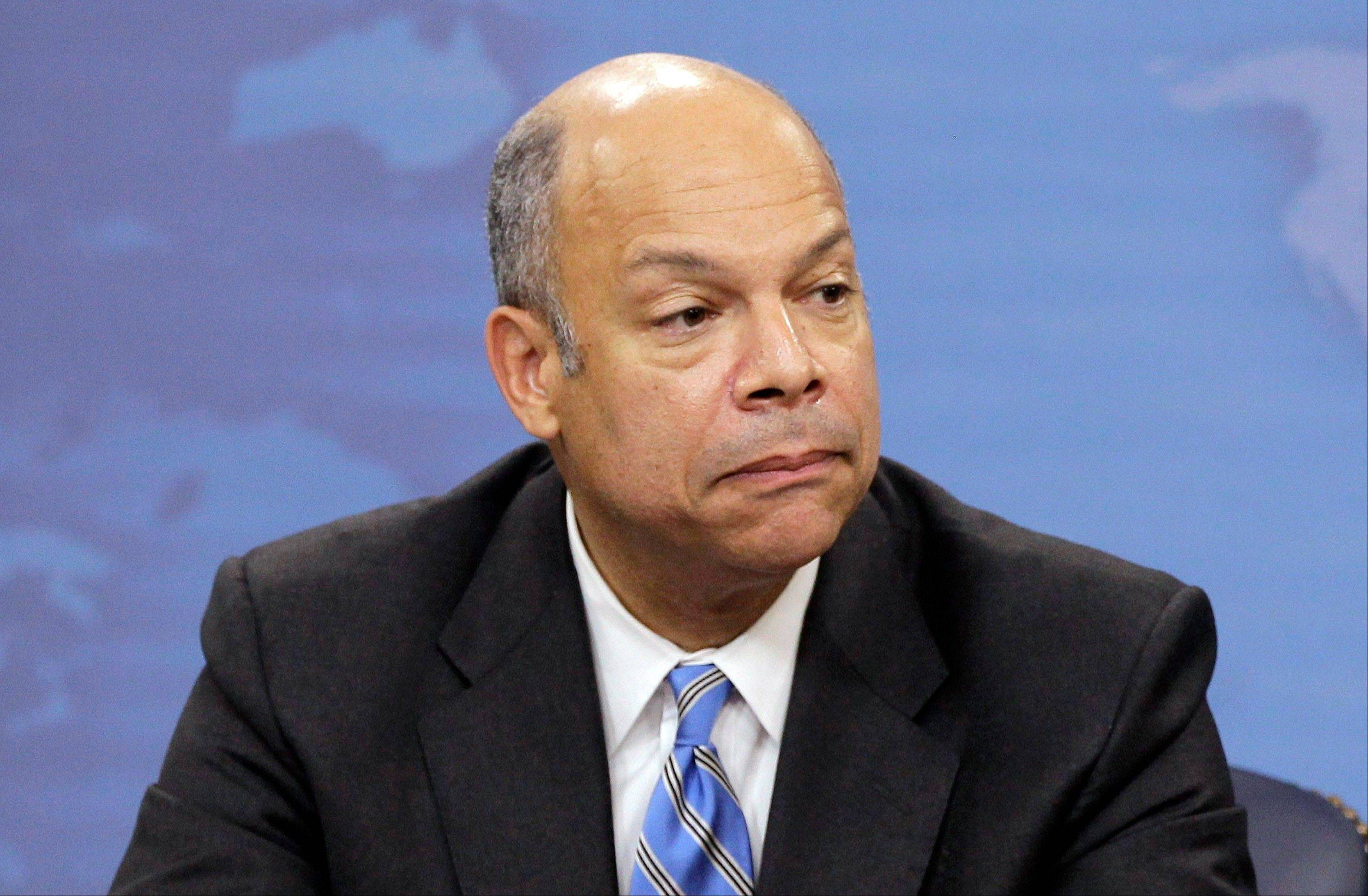 President Barack Obama has chosen former Pentagon lawyer Jeh Johnson as the new secretary of the Homeland Security Department. Obama plans to announce Johnson's nomination Friday, Oct. 18, 2013.