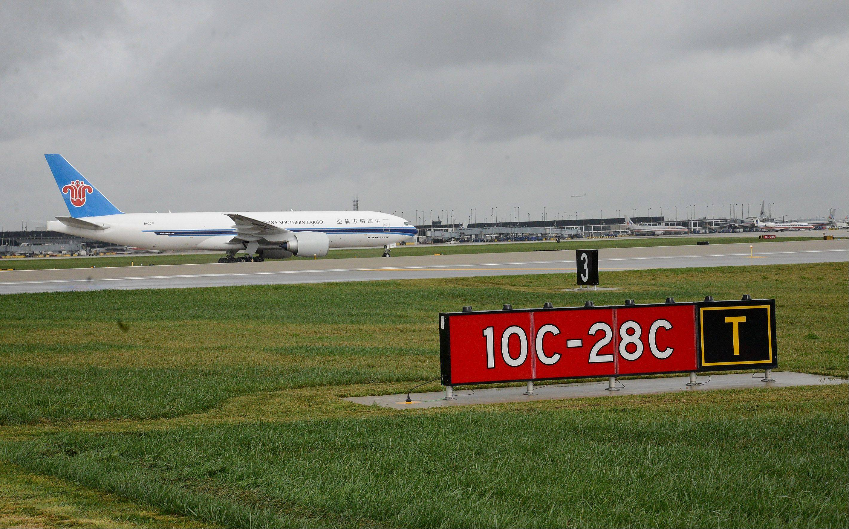 New runway 10C/28C at O'Hare International Airport could bring more noise to some nearby Northwest and West suburbs, while the level of noise in suburbs like Elk Grove Village and Itasca is a bit in question.