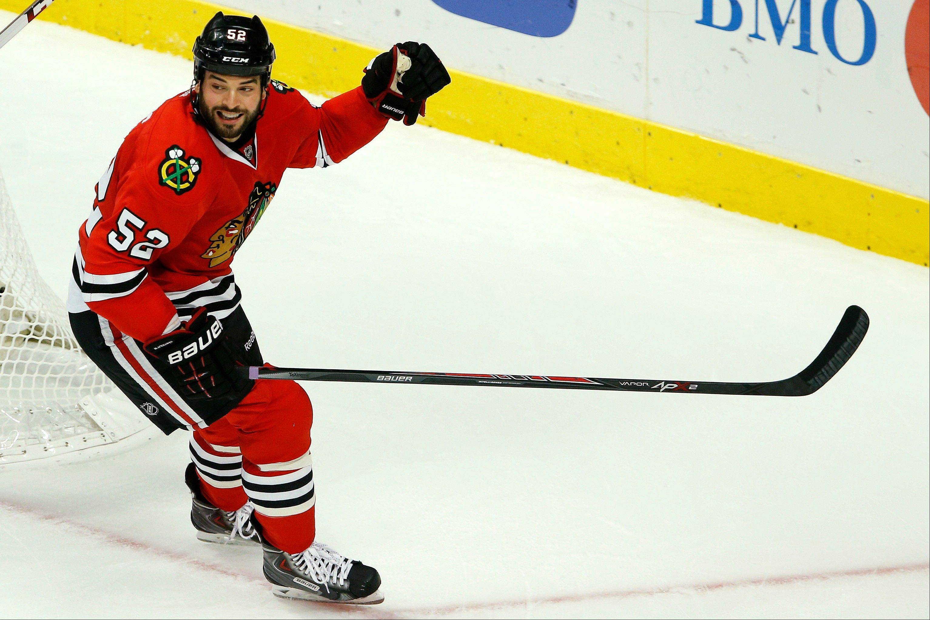 Blackhawks may be dull, but they're not bad