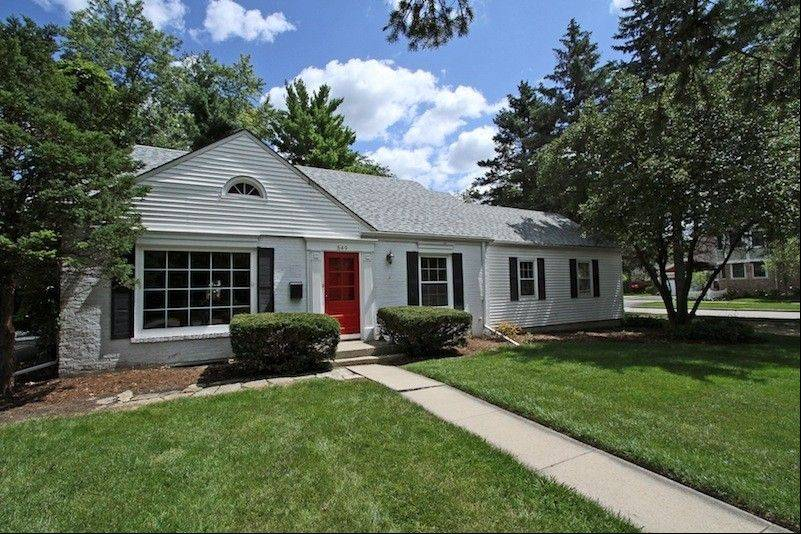 Right Residential has a number of renovated and upgraded houses now available, including this three-bedroom ranch on North Avenue in Barrington.