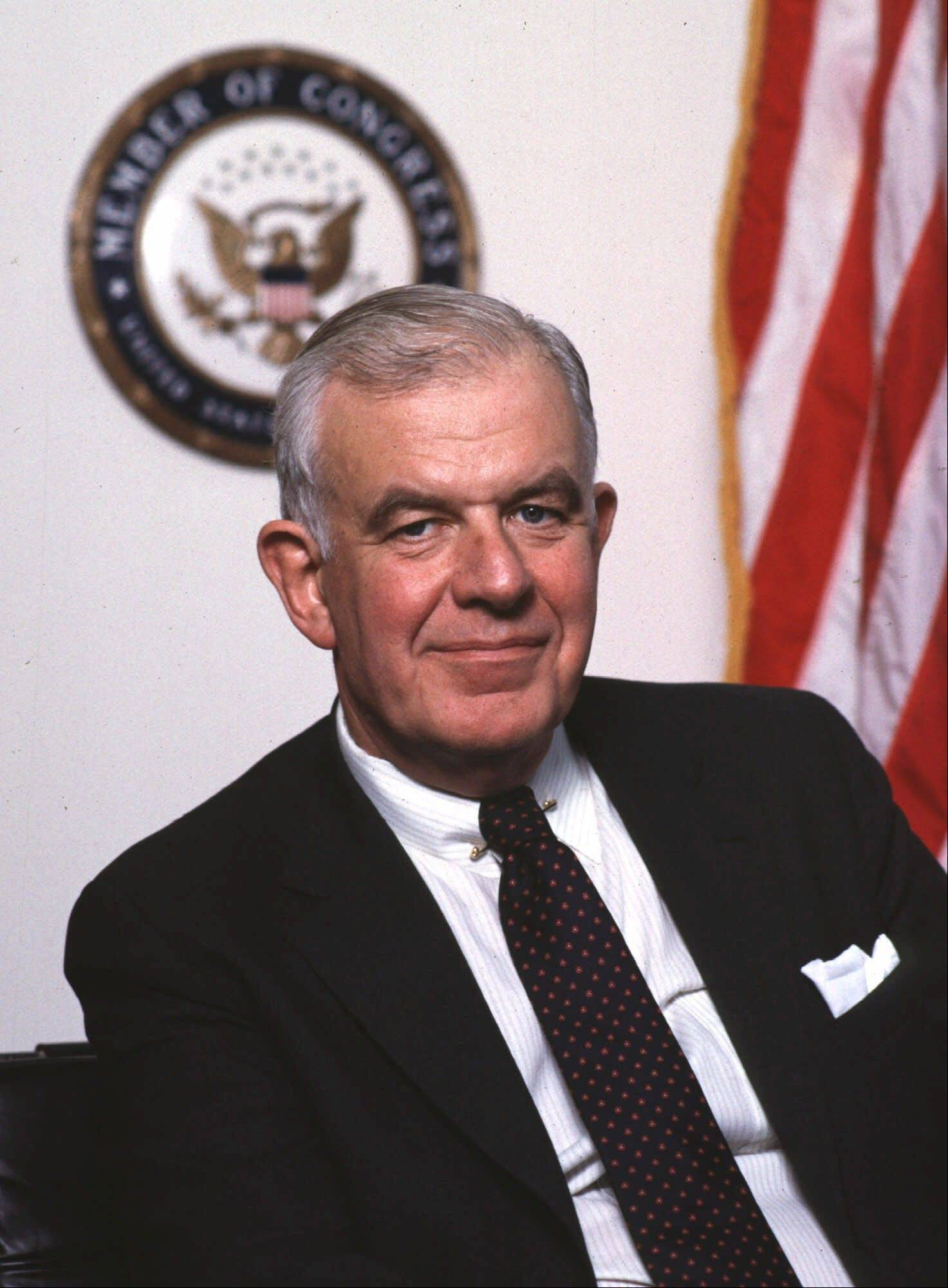 Former Speaker of the U.S. of Representatives Tom Foley in 1989.