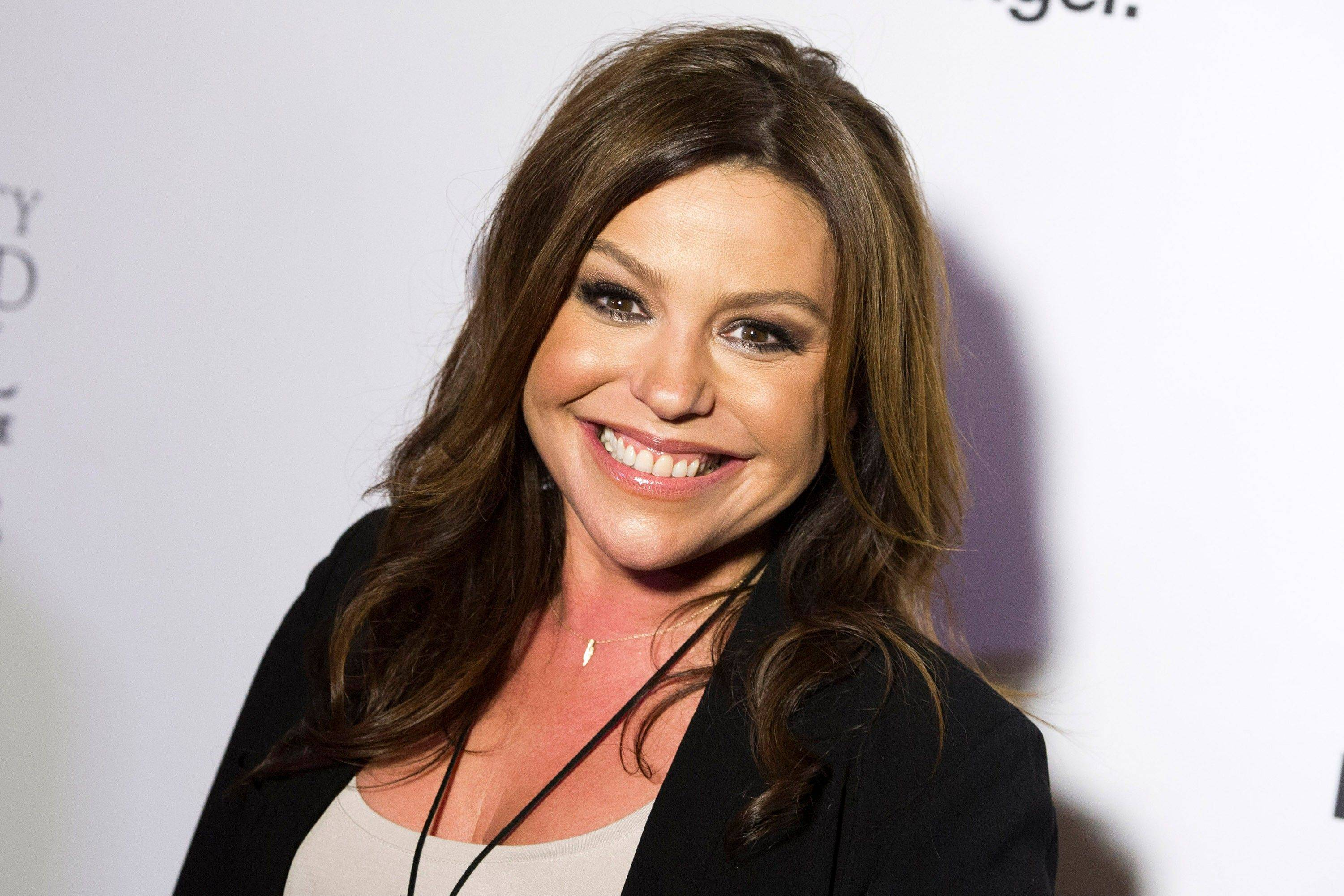 Rachael Ray attends the Food Network's 20th birthday party on Thursday in New York.