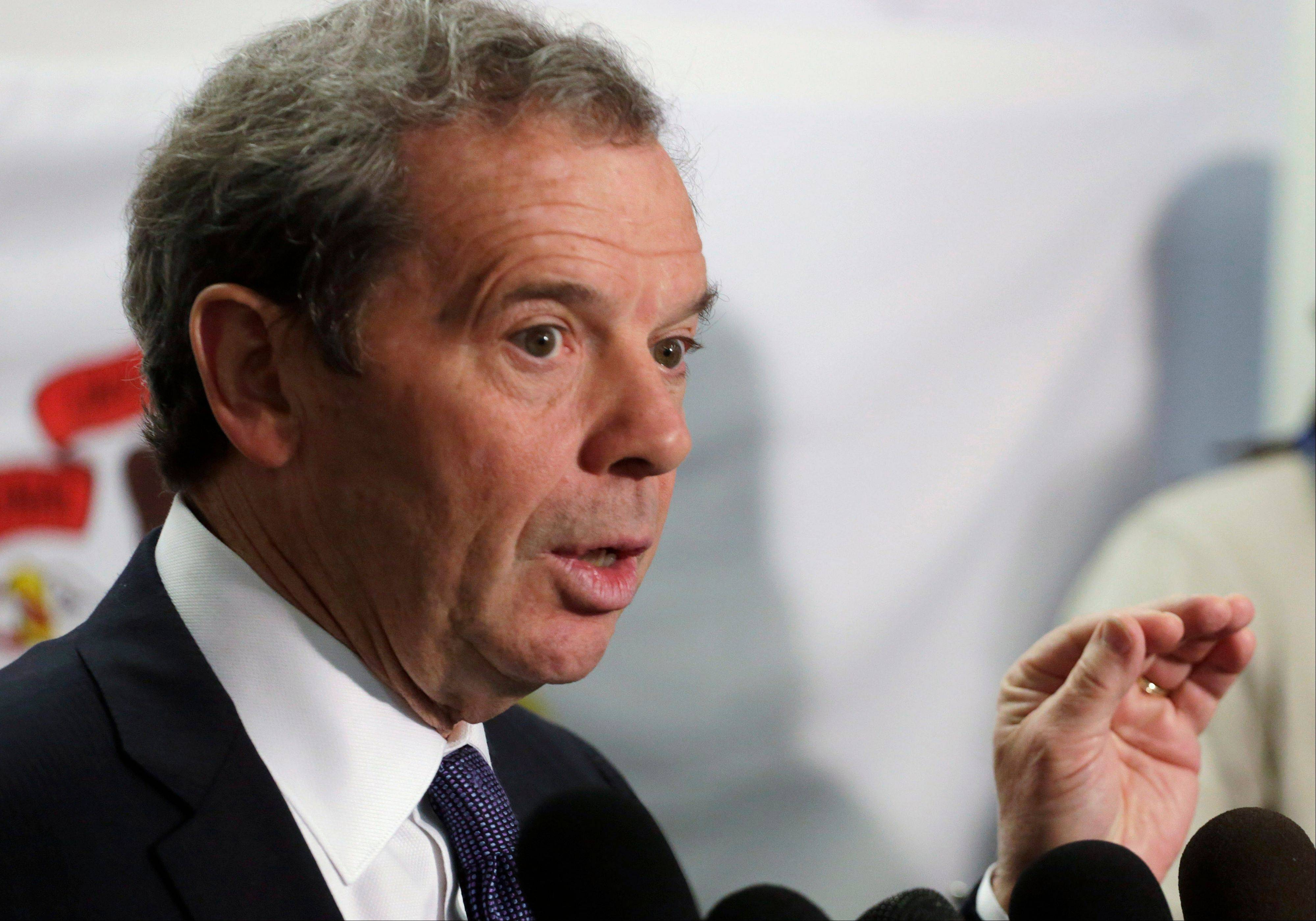 Cullerton: State pension problem not 'crisis'