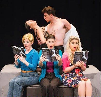 """50 Shades! The Musical"" a parody of the best-selling novel, returns to Chicago for a brief run at the Broadway Playhouse at Water Tower Place."