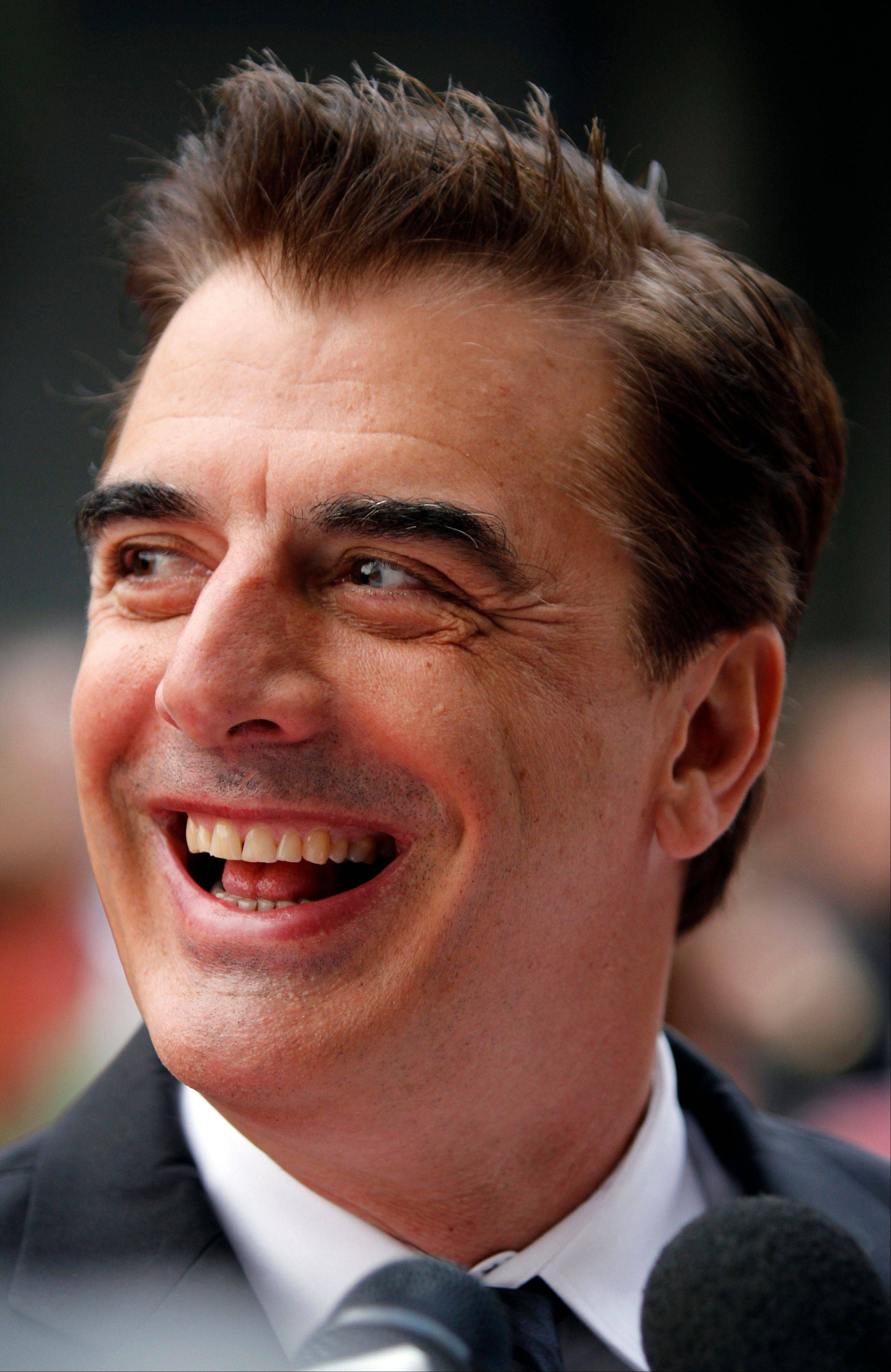 "Chris Noth, the star of ""Law & Order"" and ""Sex and the City,"" will be at Carnegie Hall on Monday for a show called ""Angel Heart."" He's narrating the family concert based on a new CD storybook."