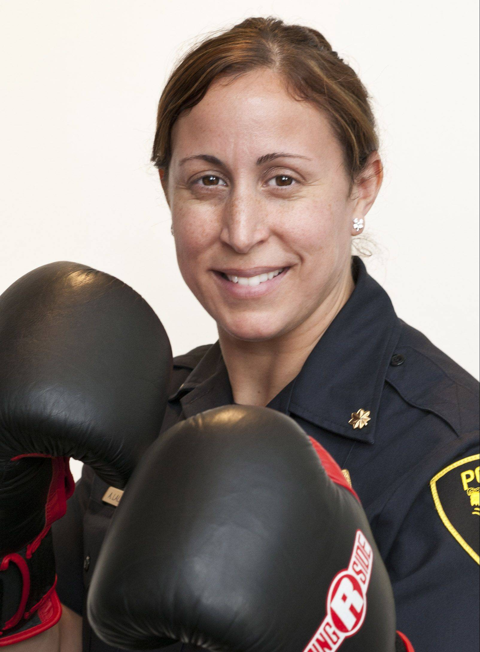 Elgin Police Investigations Cmdr. Ana Lalley