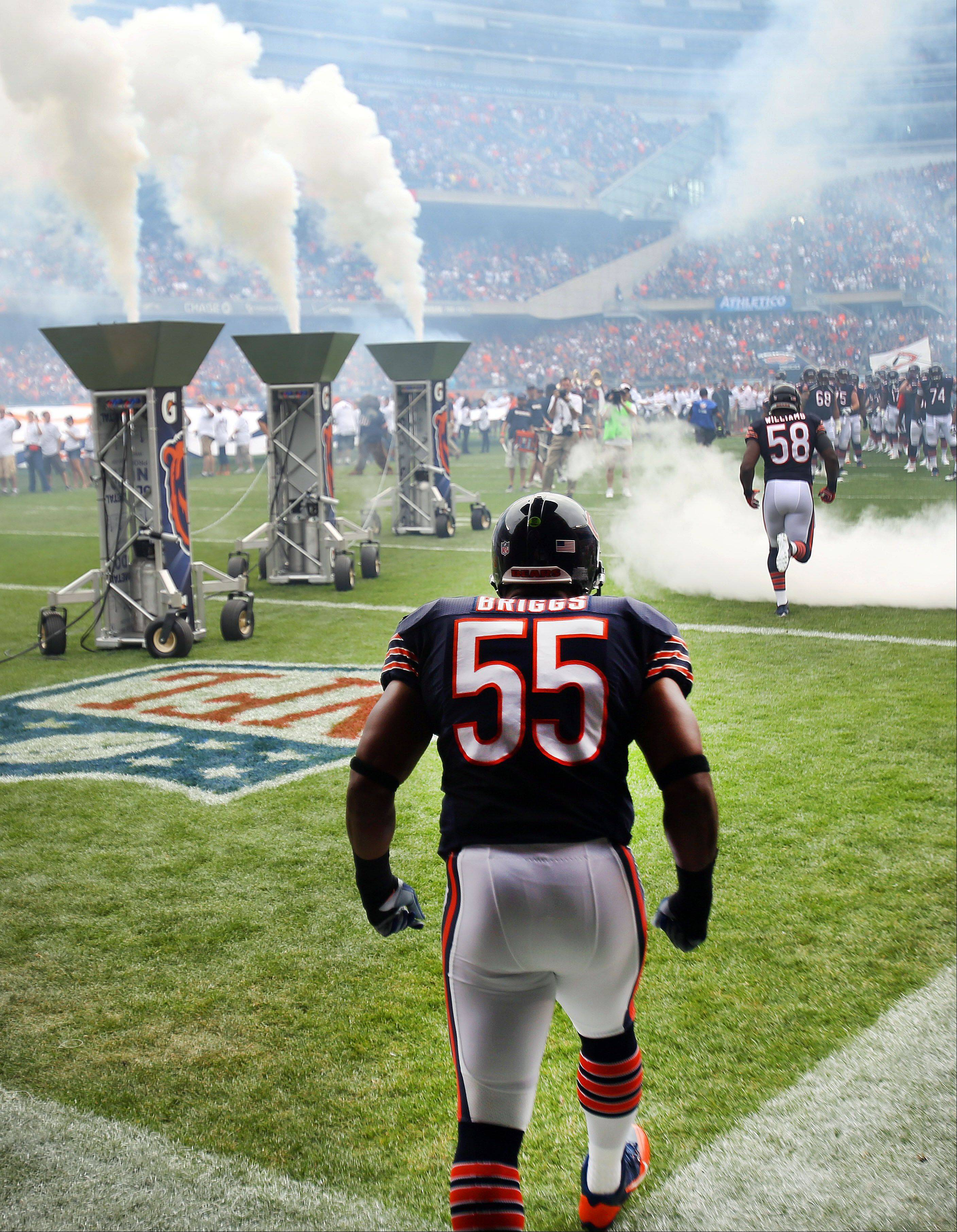 Lance Briggs will miss most of what's left in a season that has been historically bad for a Bears defense.