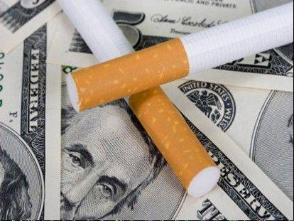 Chicago Mayor Rahm Emanuel says he doesn't believe raising the city's cigarette tax by 75 cents a pack will result in a larger local black market for cigarettes.