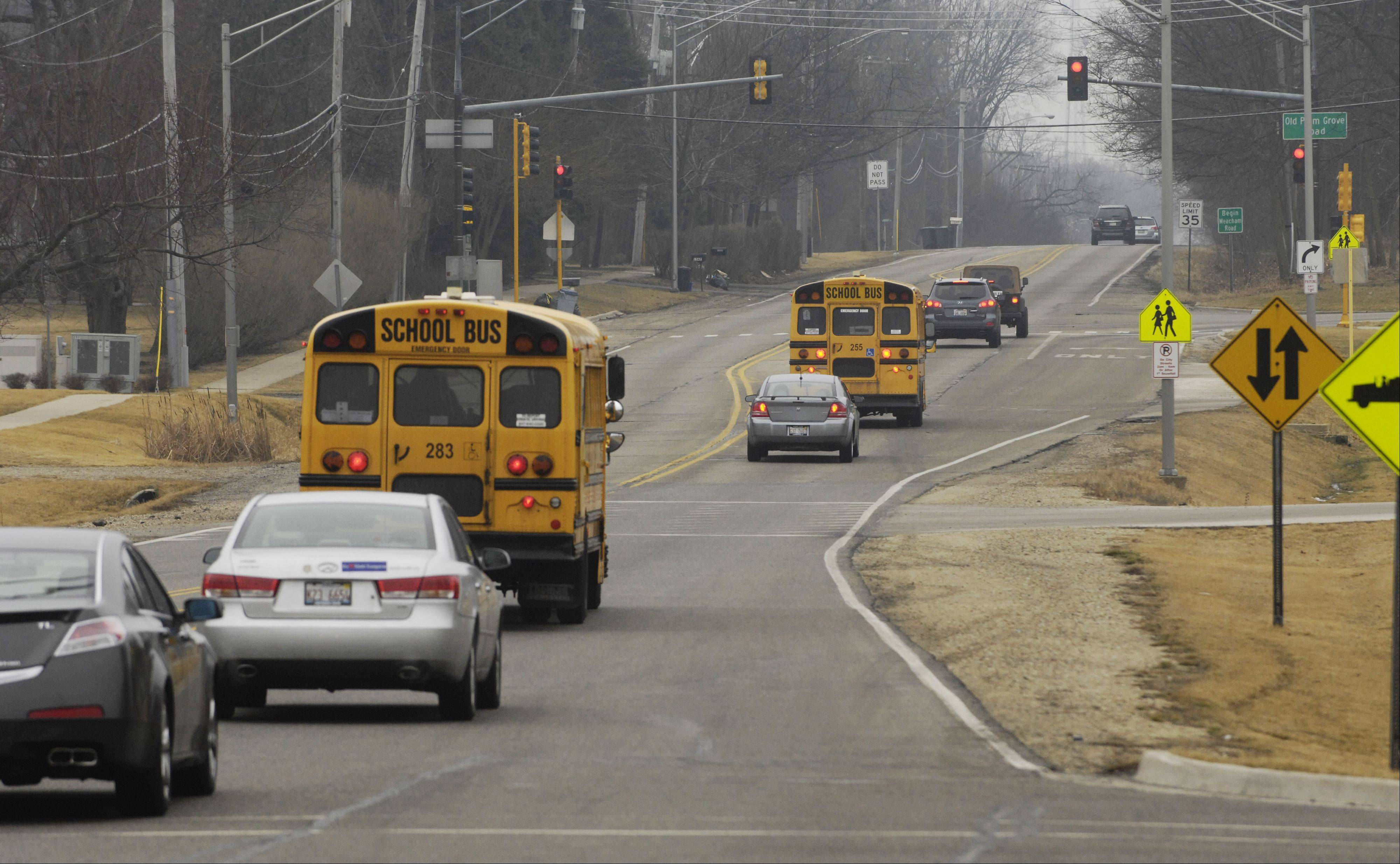 Rolling Meadows again postpones Meacham Road decision