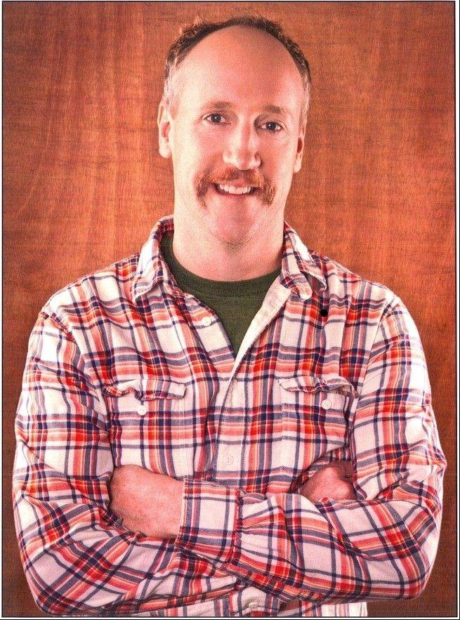 "Matt Walsh, of Darien, is one of the ""Veep"" cast members with Chicago ties."