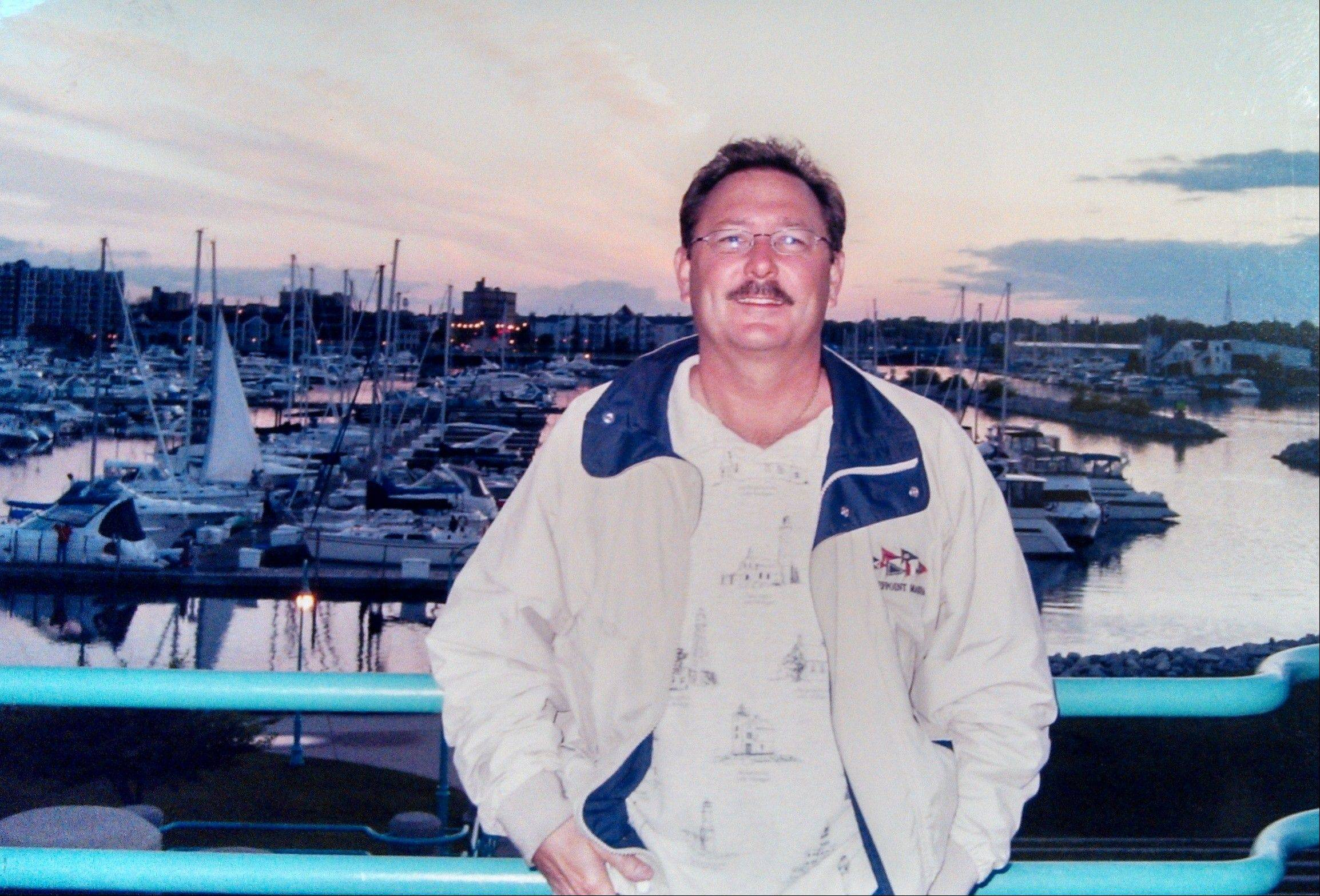 Richard Franzese, of Hoffman Estates, drowned at a Wisconsin marina over the weekend. He is being remembered by family members as a selfless, caring person who once saved another man from drowning.