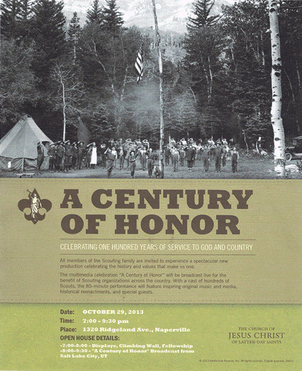 """A Century of Honor"" will be broadcast live across the country. The performance will feature inspiring original music and media, historical reenactments, and special guests."