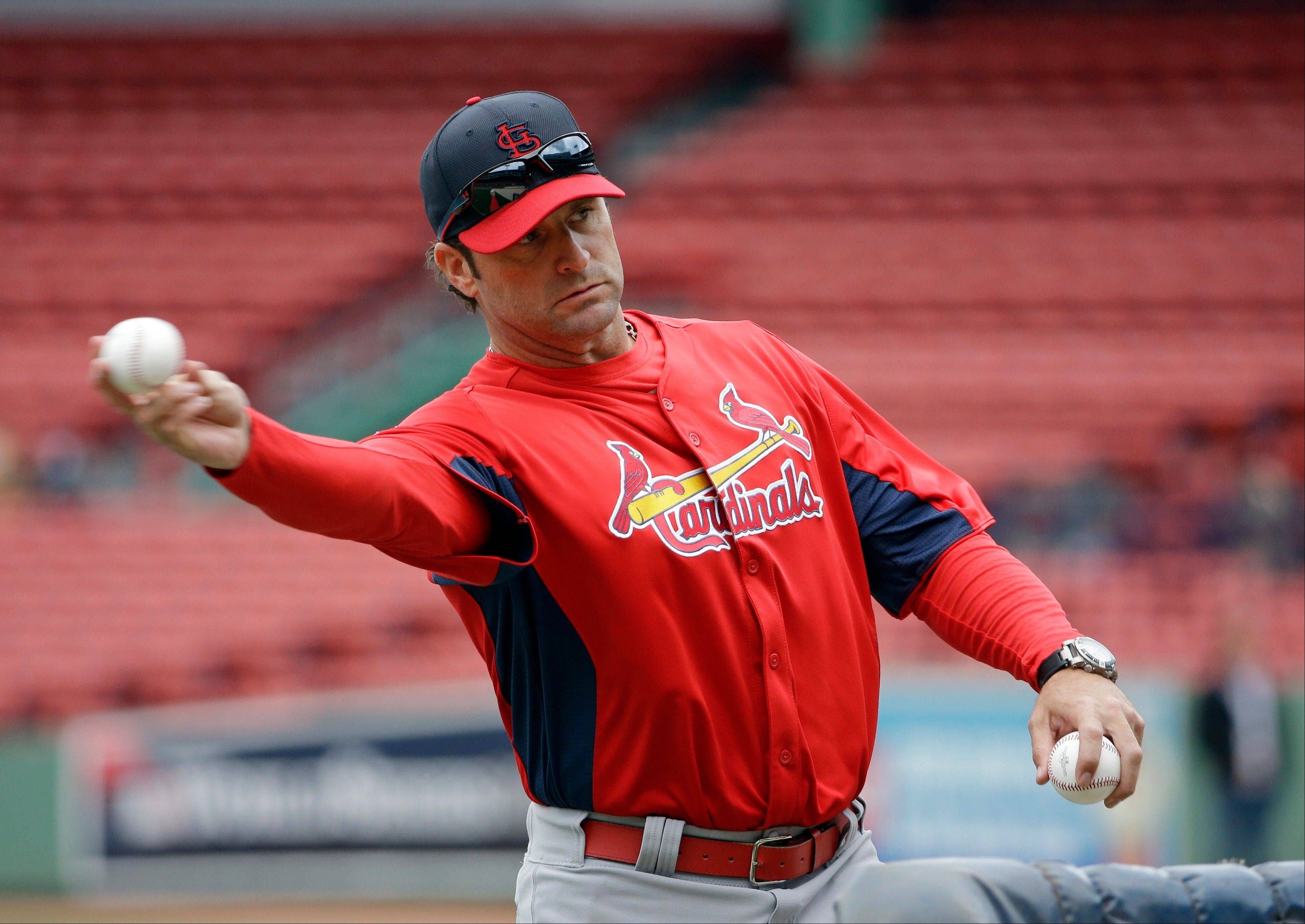 The St. Louis Cardinals got it right when they went with former catcher Mike Matheny as their manager.